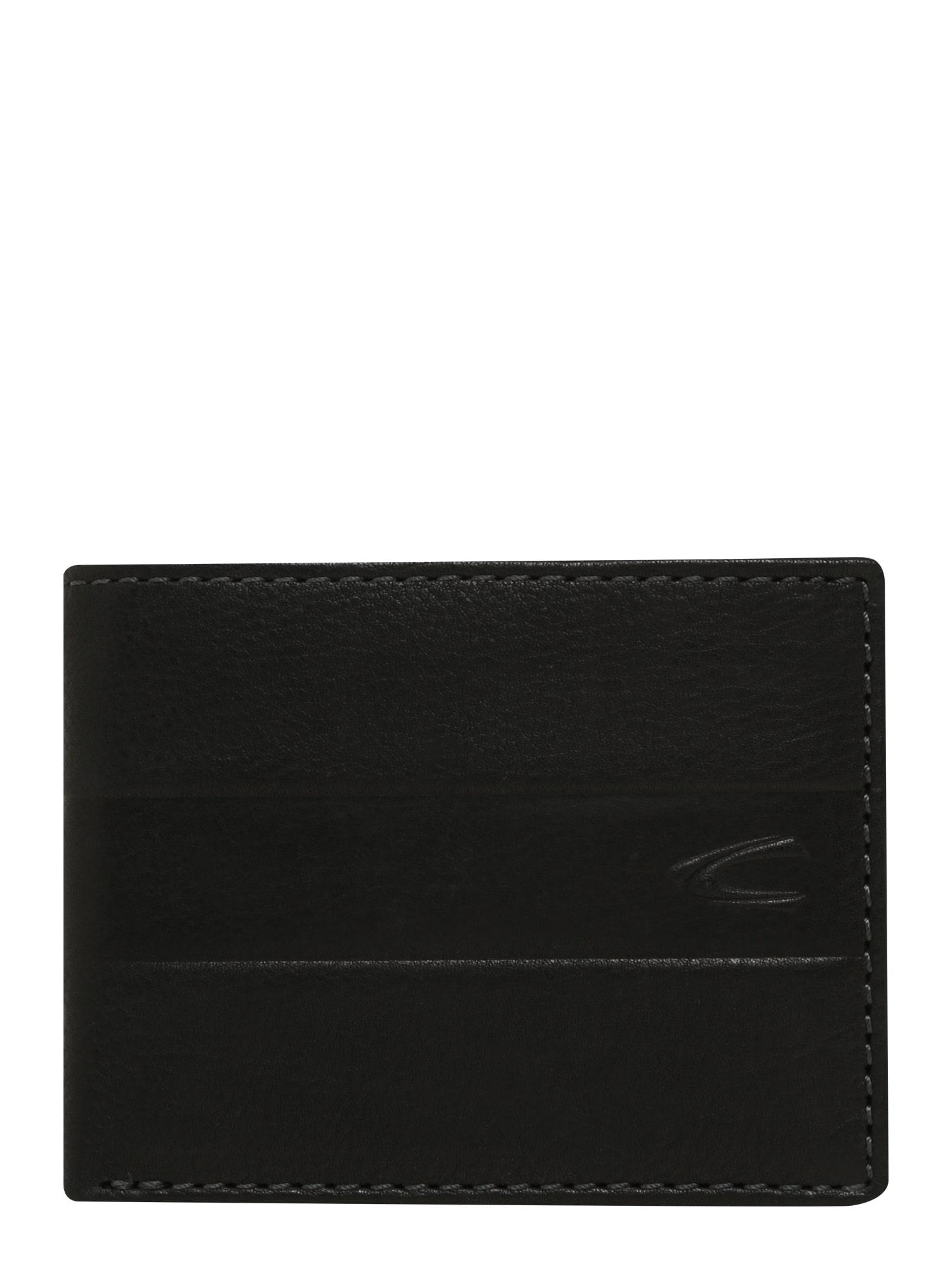 CAMEL ACTIVE Peněženka 'Mali'  černá