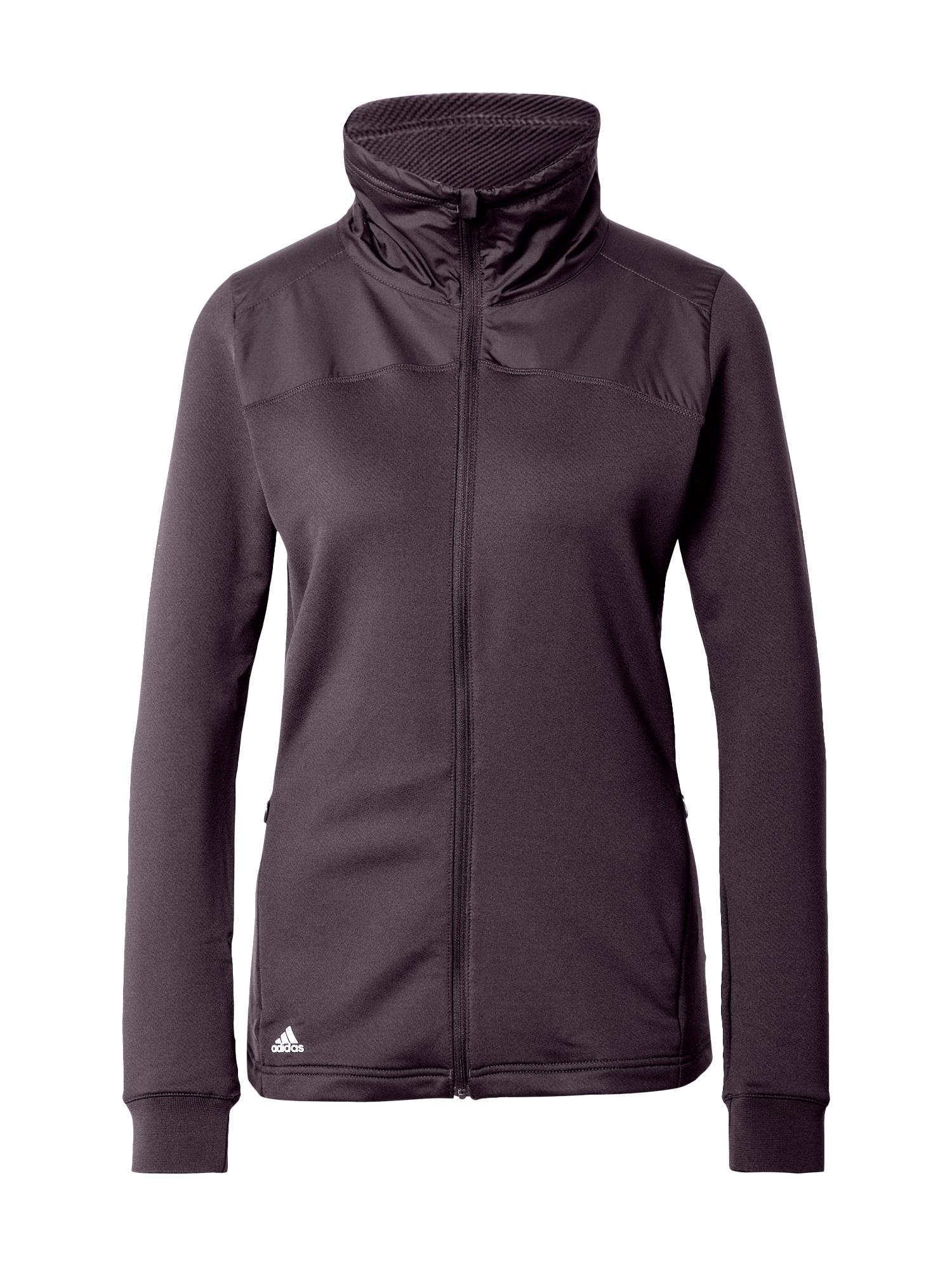 adidas Golf Sportovní bunda 'COLD.RDY'  lilek