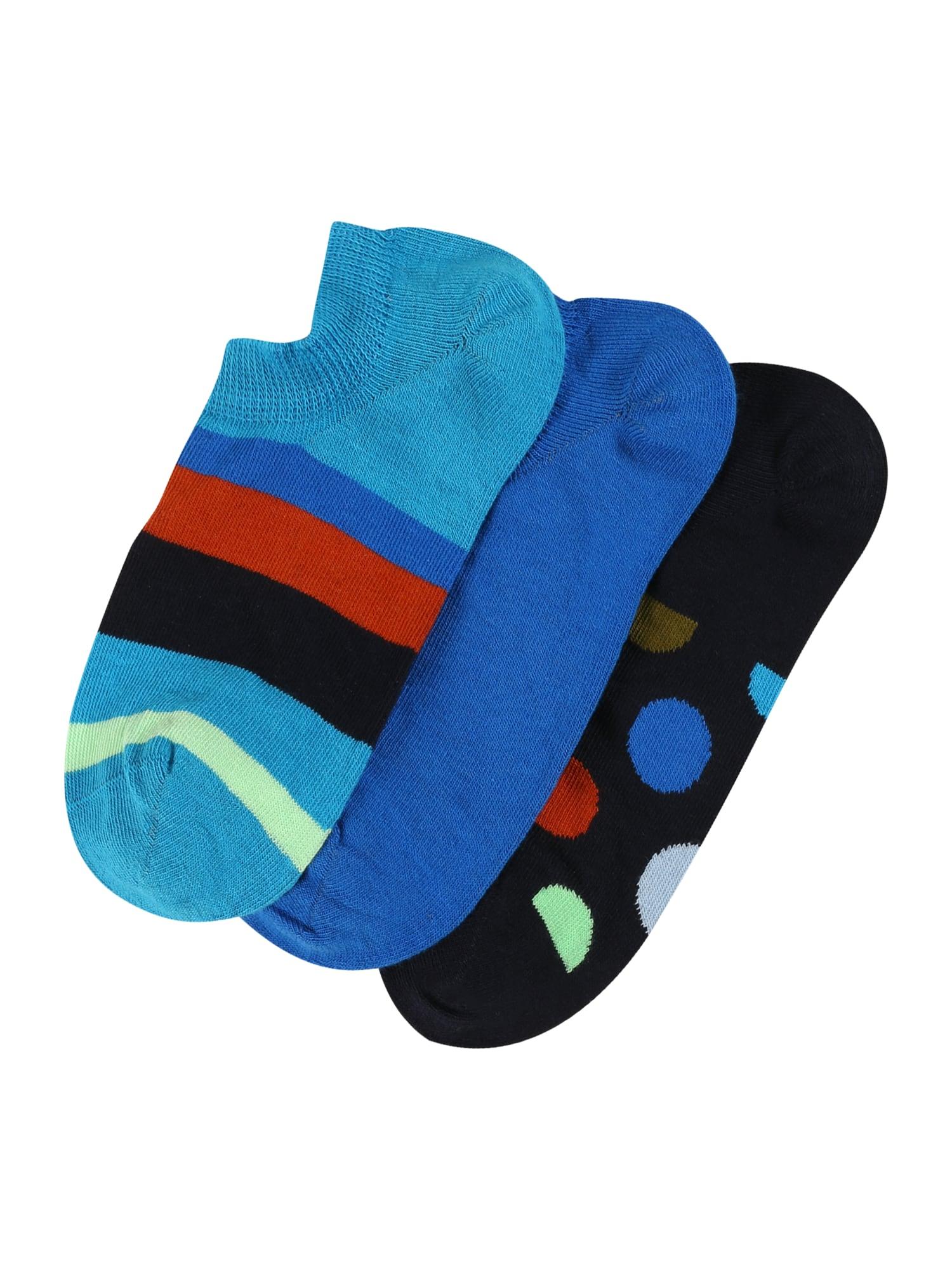 Happy Socks Kojinės mėlyna / dangaus žydra / tamsiai mėlyna / mišrios spalvos