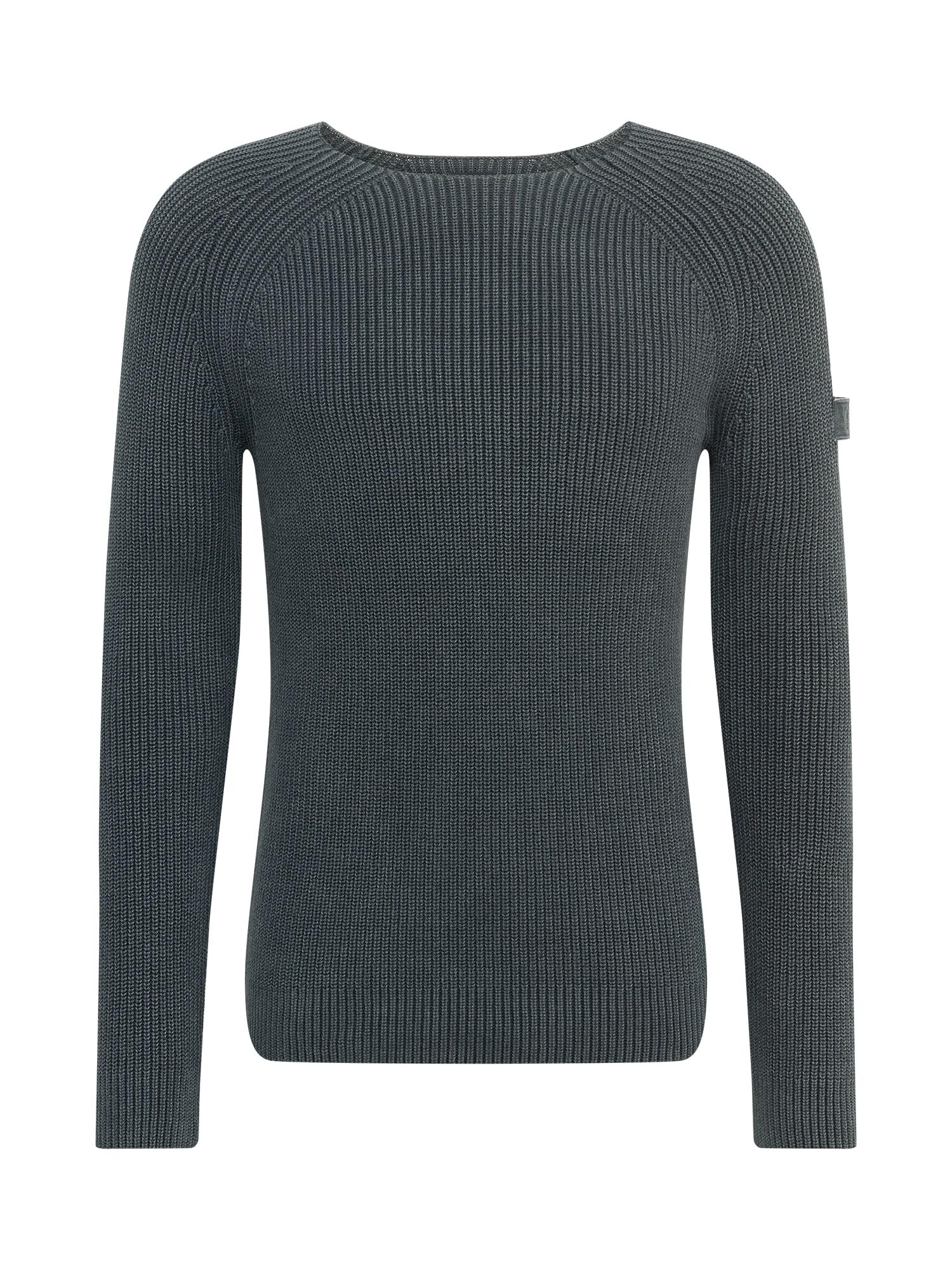 JOOP! Jeans Megztinis tamsiai mėlyna