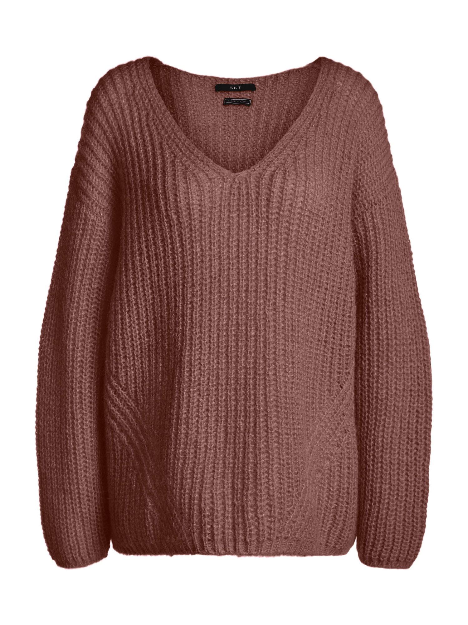 SET Megztinis ruda