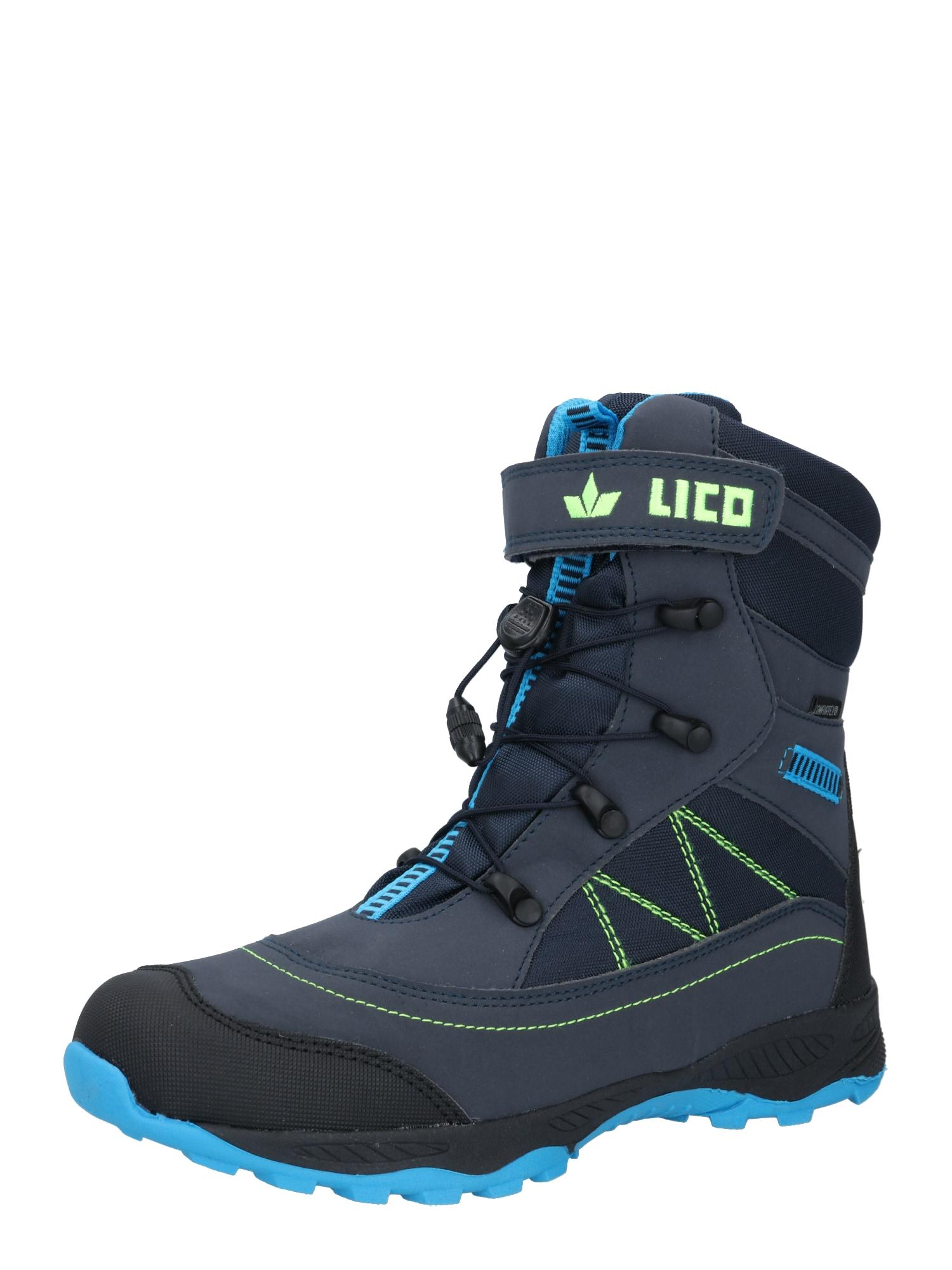 LICO Sniego batai