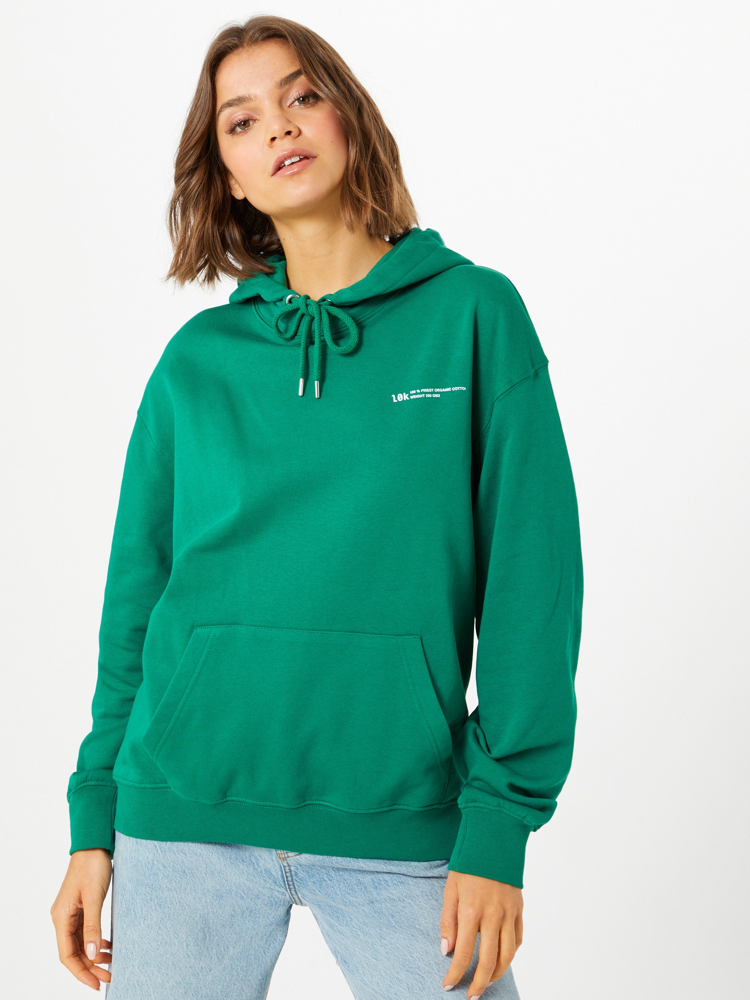 10k Sweatshirt  grön