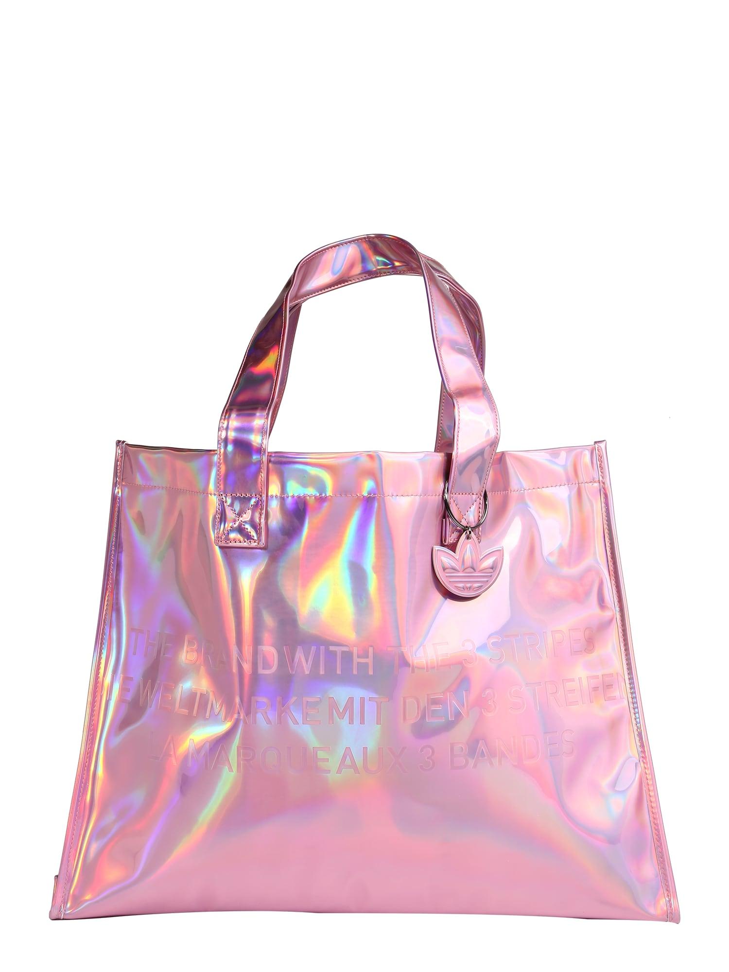 ADIDAS ORIGINALS Pirkinių krepšys rožinė