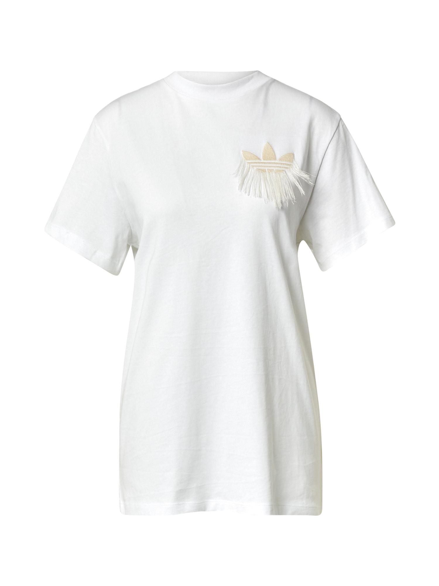 ADIDAS ORIGINALS Tričko  bílá