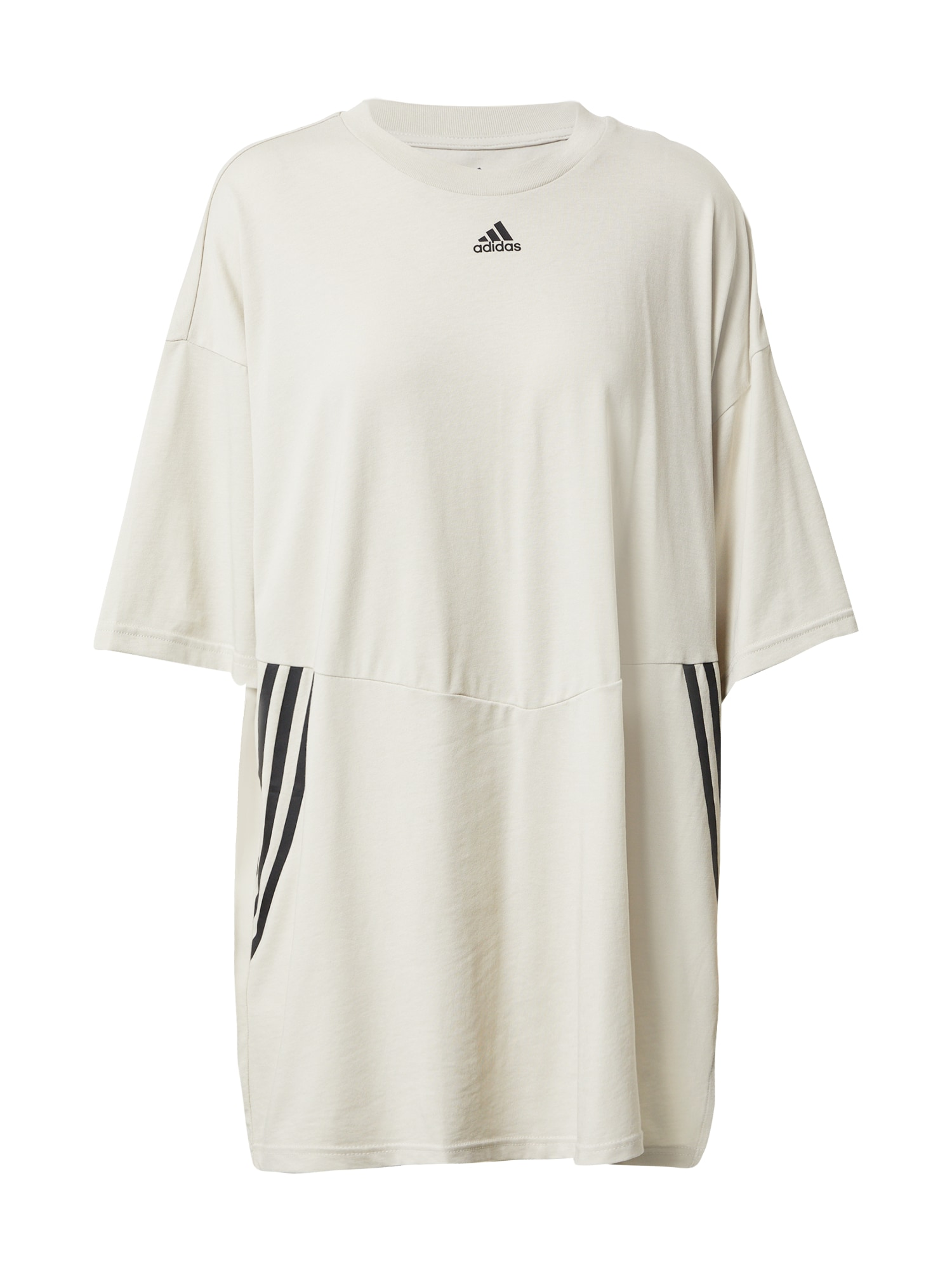ADIDAS PERFORMANCE Sportiniai marškinėliai juoda / pilka