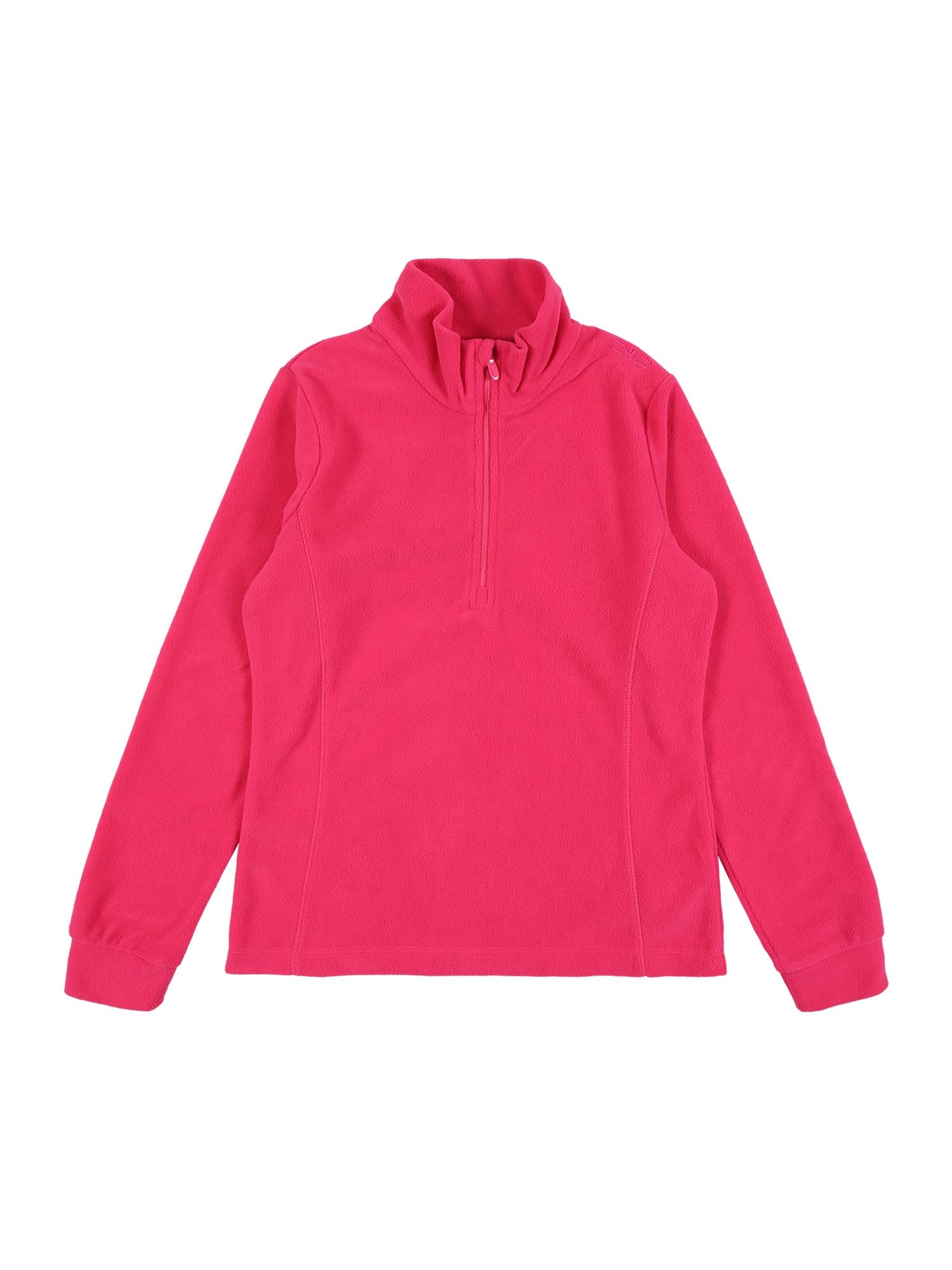 CMP Sportinio tipo megztinis rožinė
