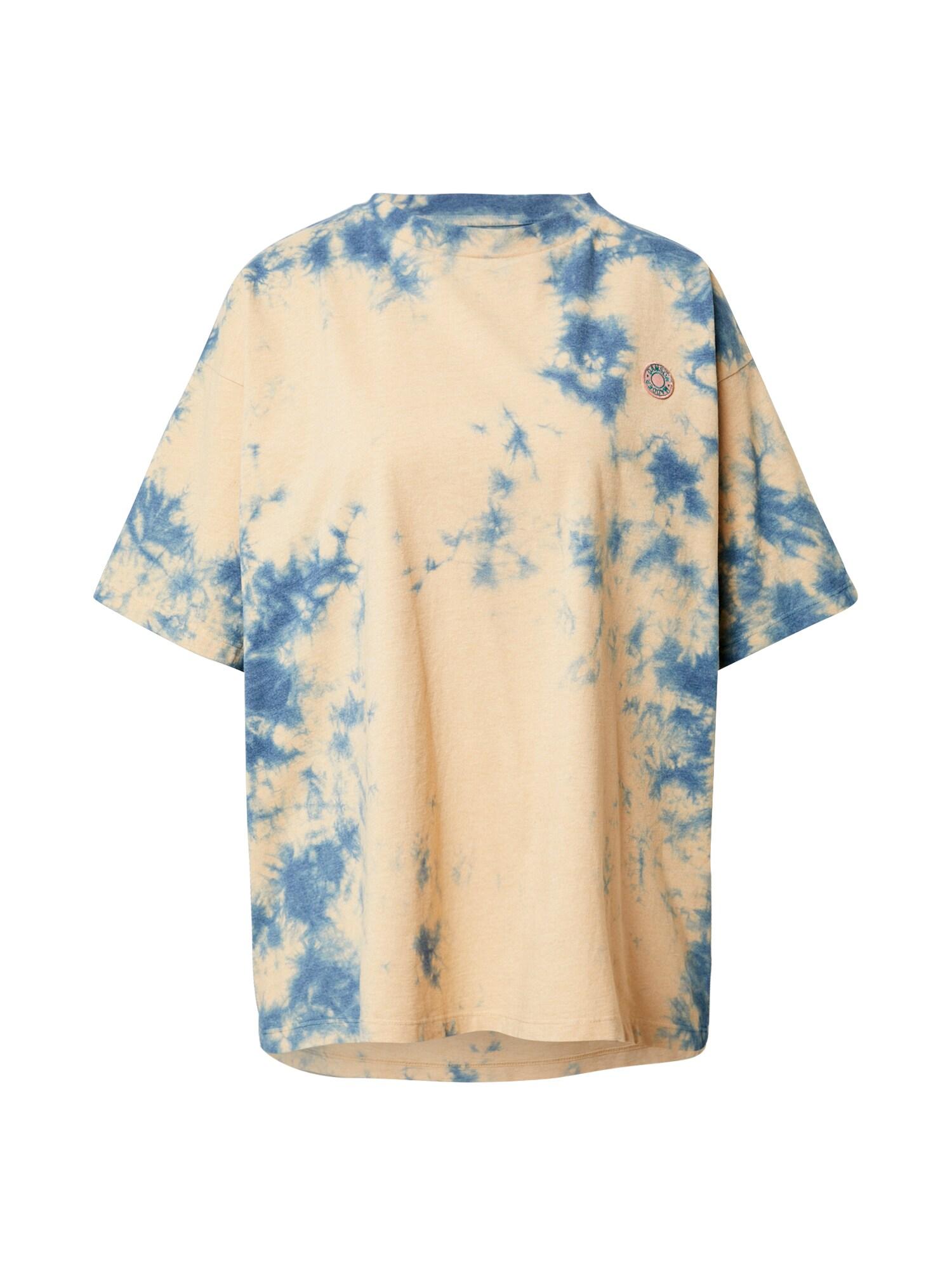 Damson Madder Marškinėliai kupranugario / mėlyna
