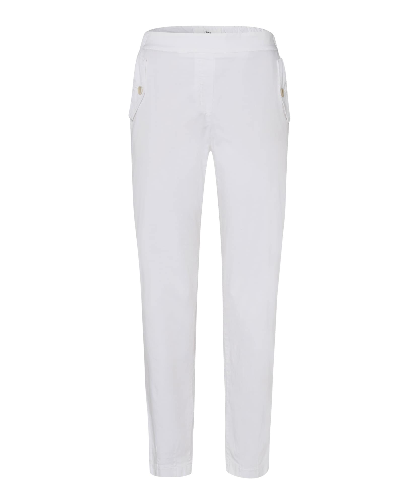 BRAX Kelnės 'Mareen' balta