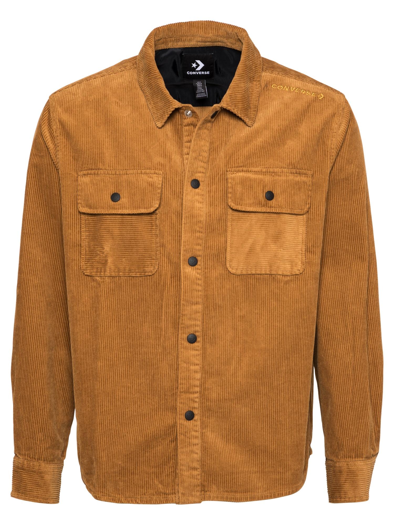 CONVERSE Marškiniai karamelės