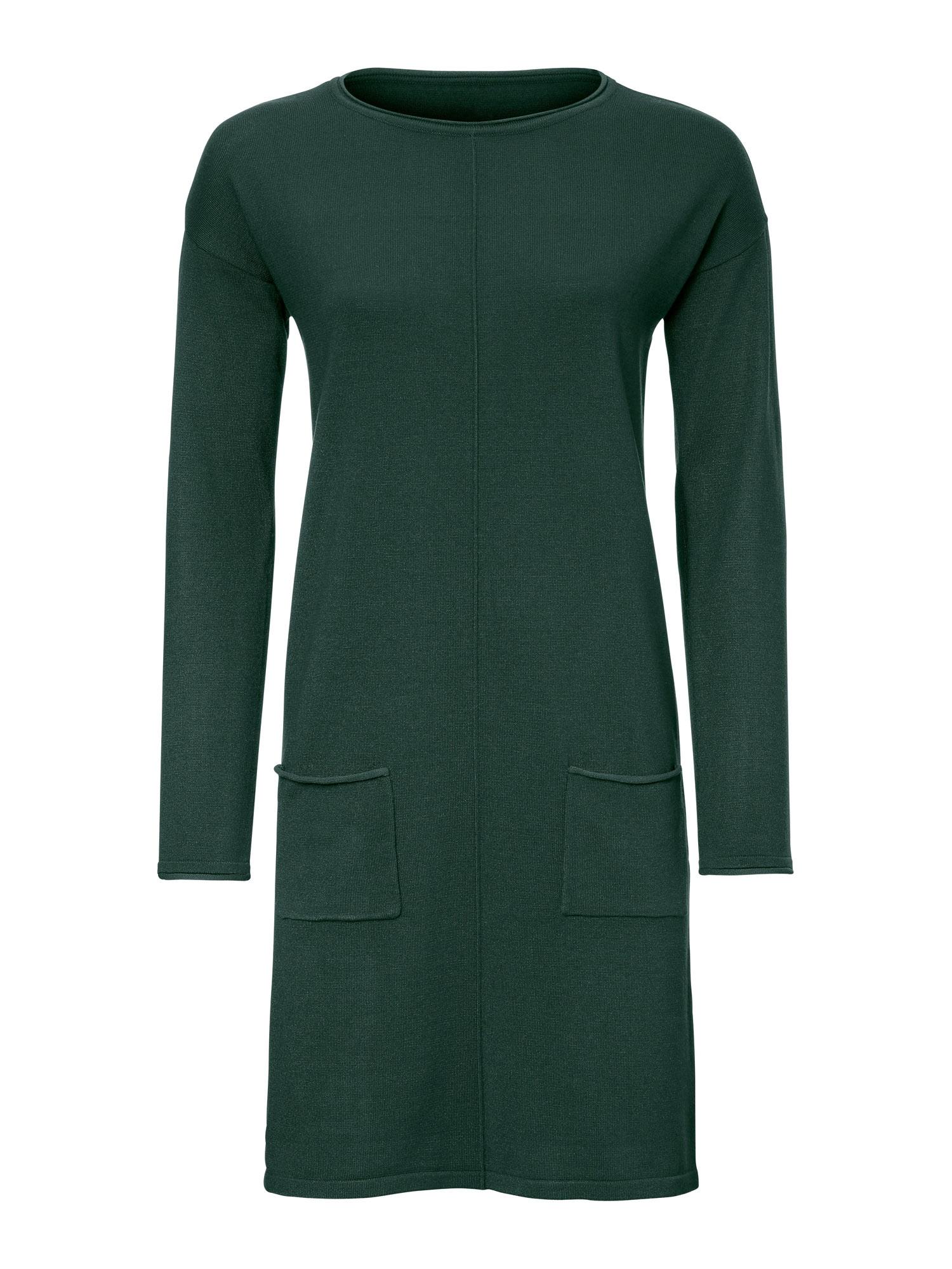 heine Megzta suknelė tamsiai žalia
