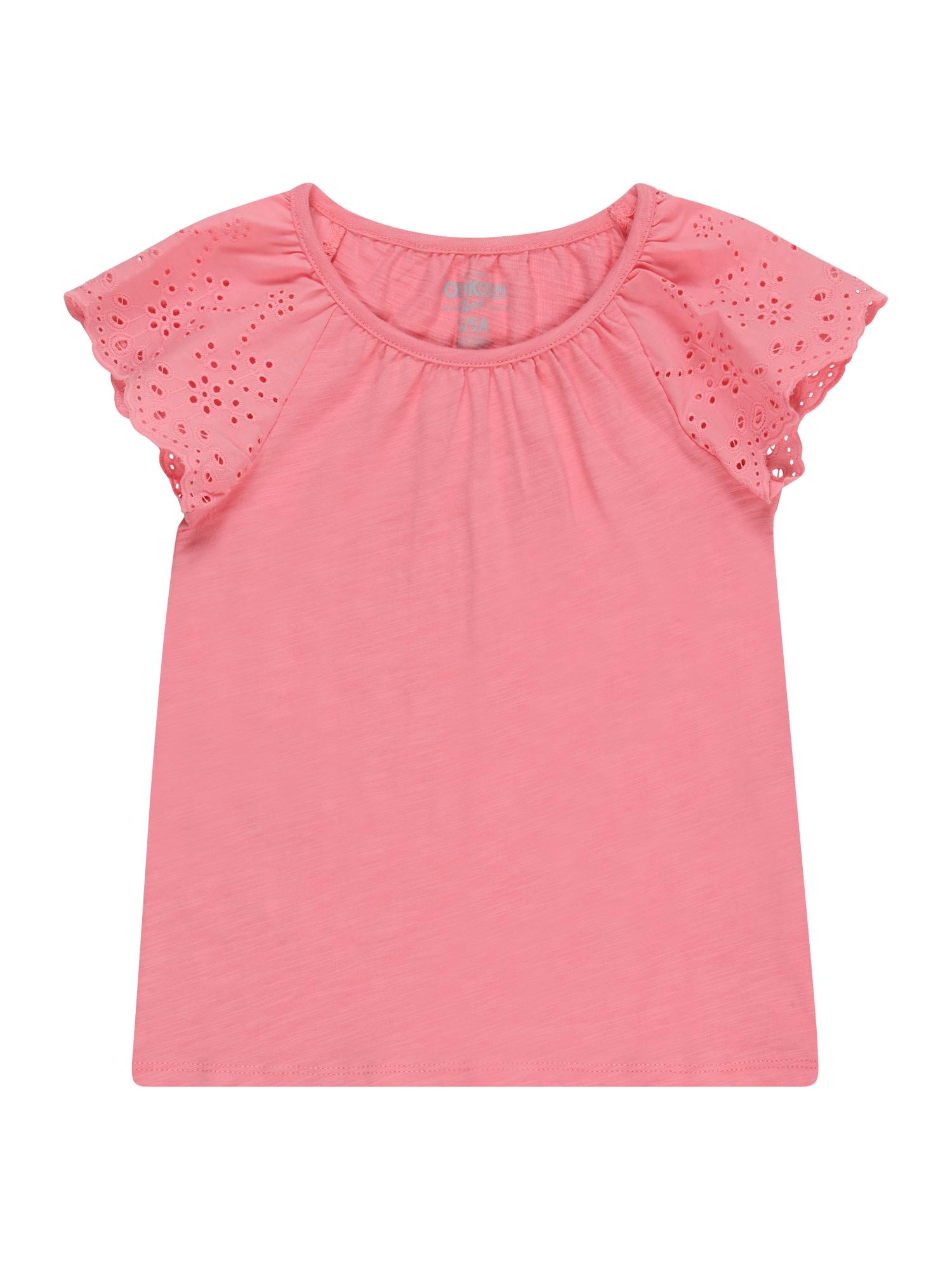 OshKosh Marškinėliai rožinė