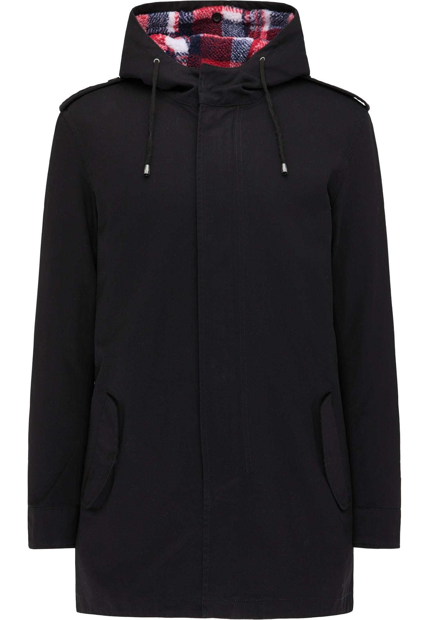 MO Demisezoninis paltas juoda