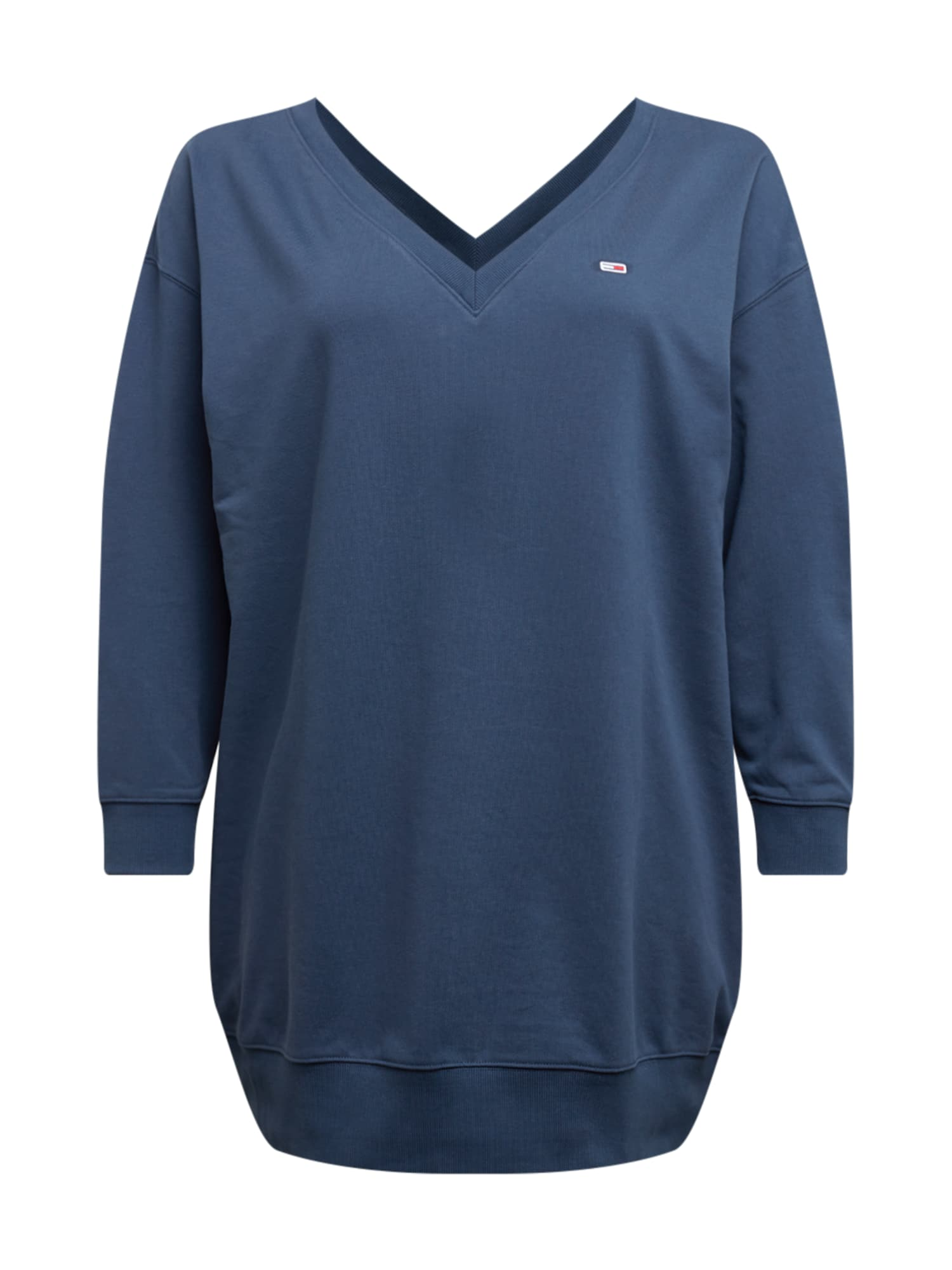 Tommy Jeans Curve Suknelė tamsiai mėlyna
