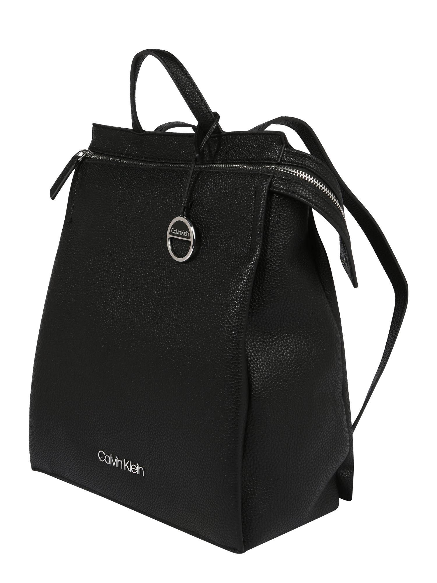 Calvin Klein Kuprinė juoda