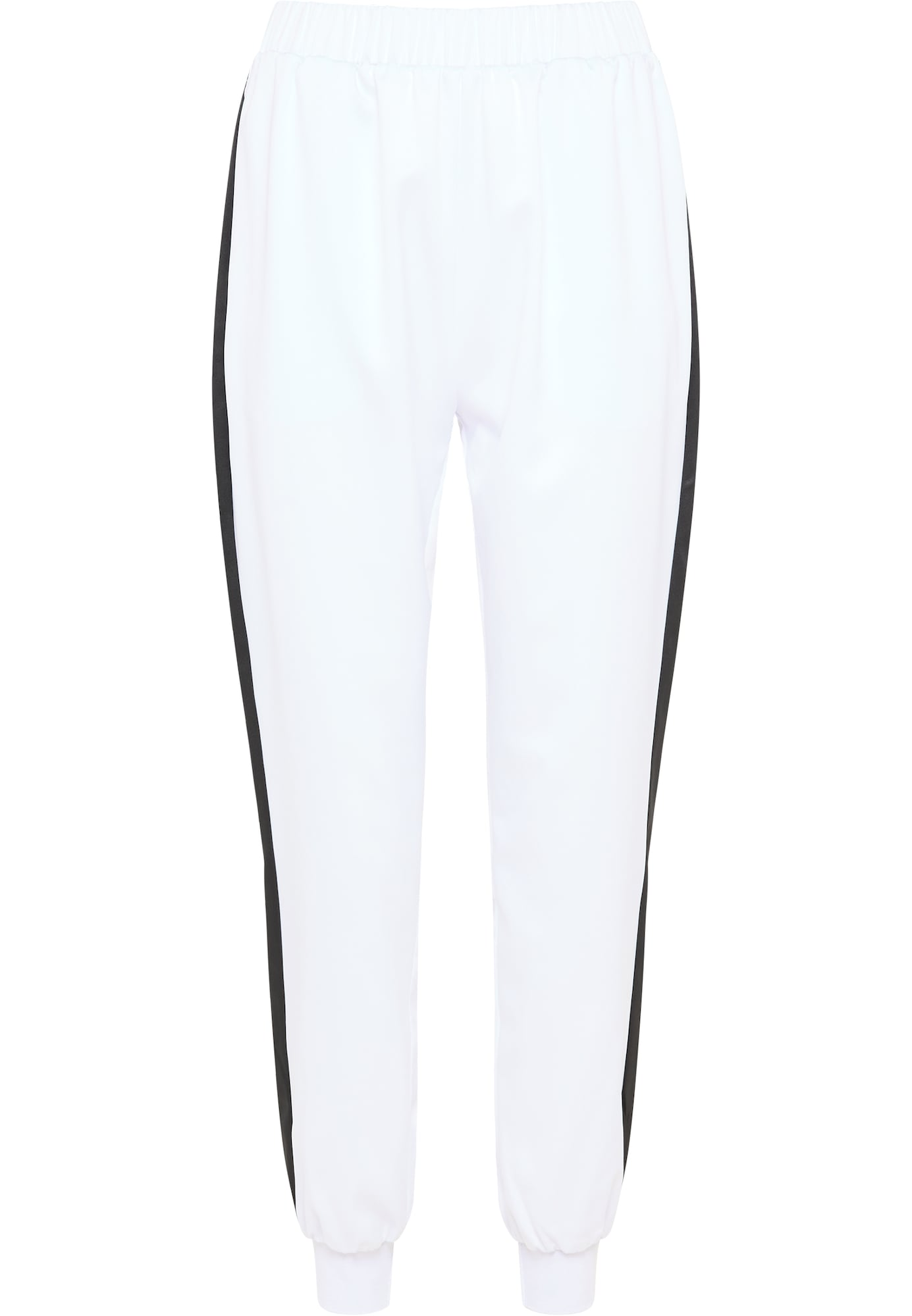 RISA Kelnės balta / juoda