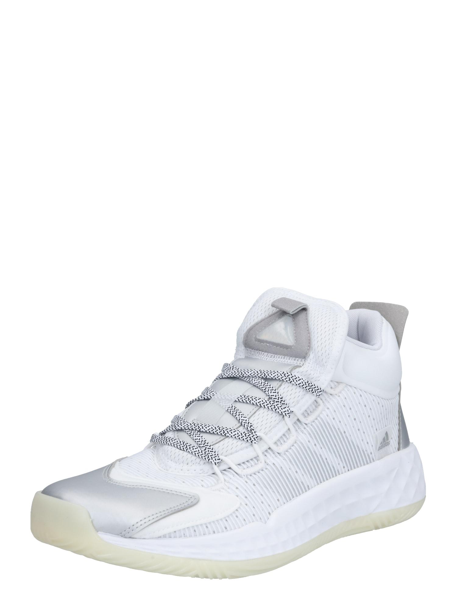 ADIDAS PERFORMANCE Sportiniai batai sidabrinė / pilka / balta / juoda