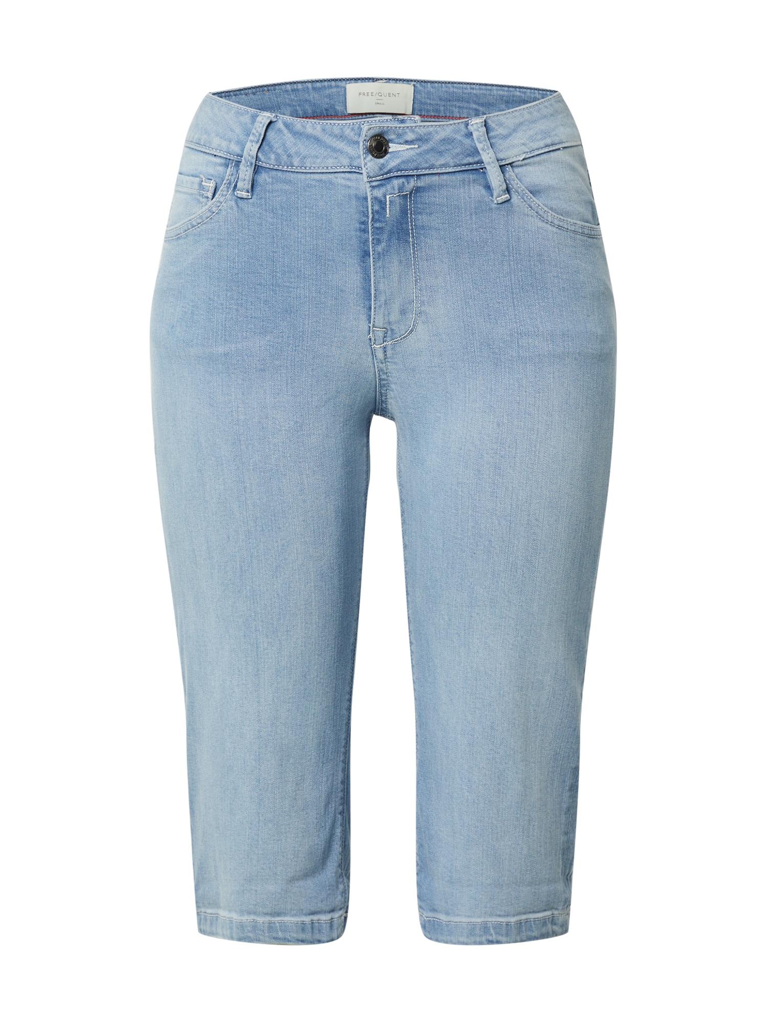 Freequent Džinsai tamsiai (džinso) mėlyna
