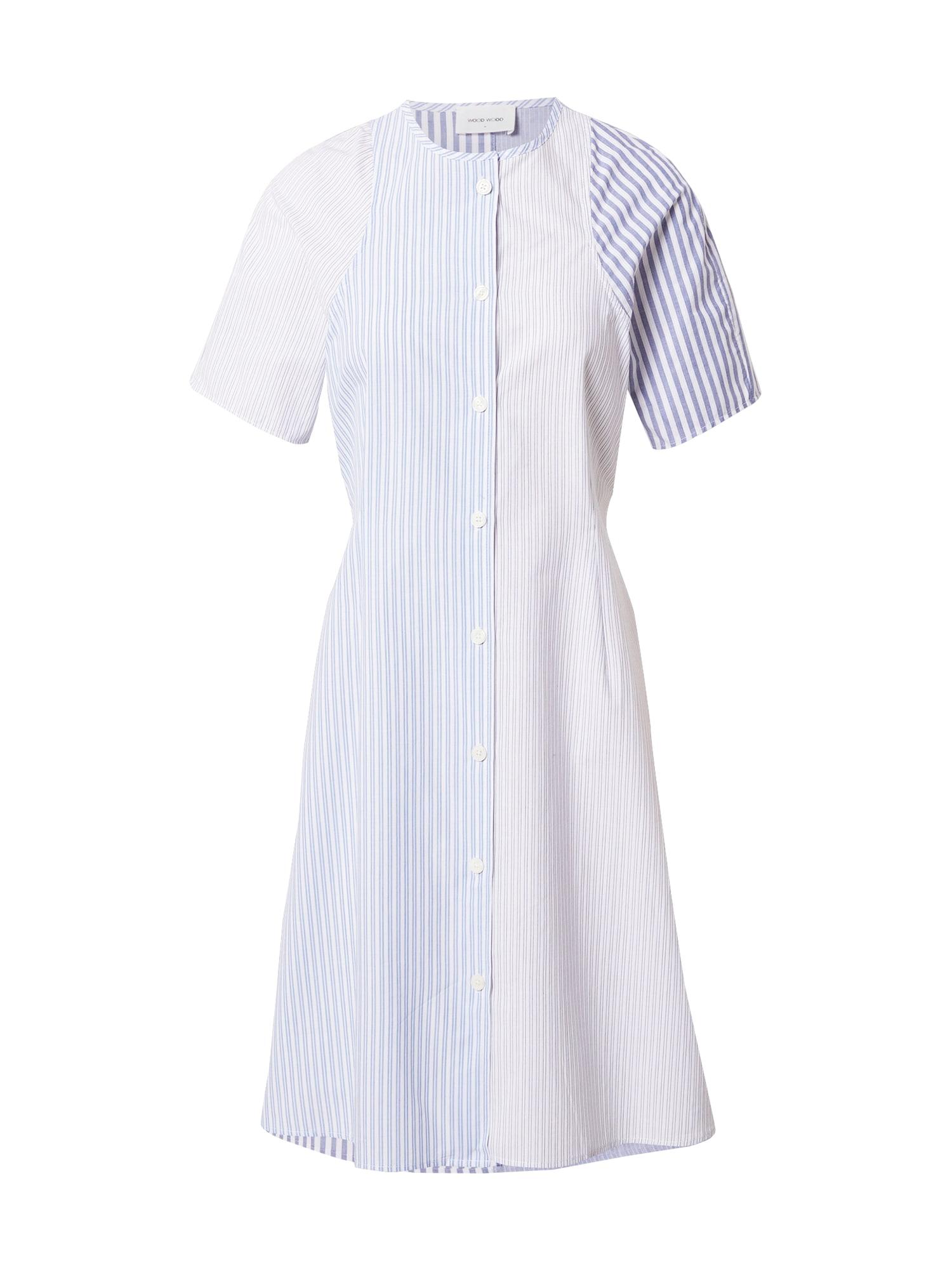 WOOD WOOD Palaidinės tipo suknelė