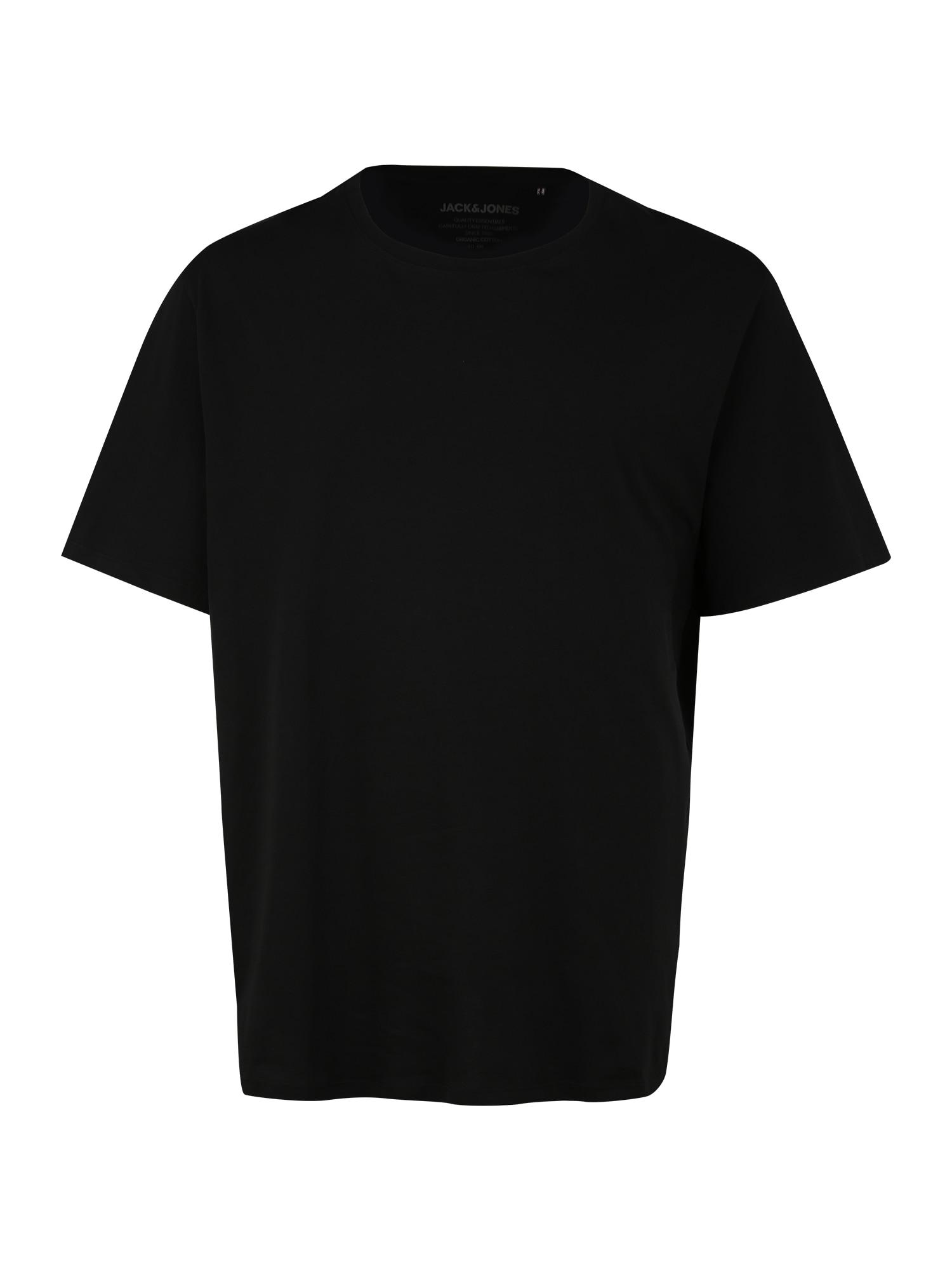 Jack & Jones Plus Marškinėliai juoda