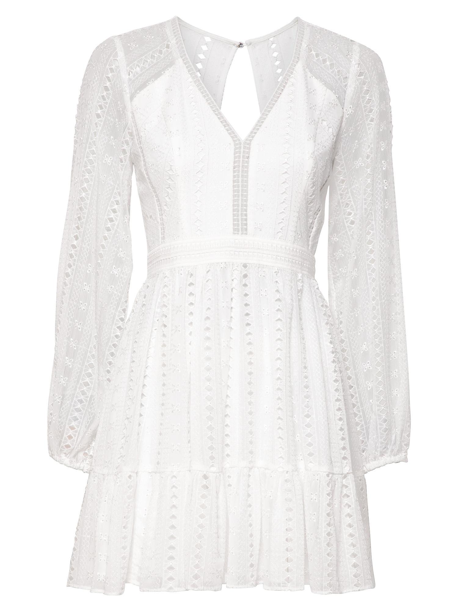 Forever New Koktejlové šaty  bílá