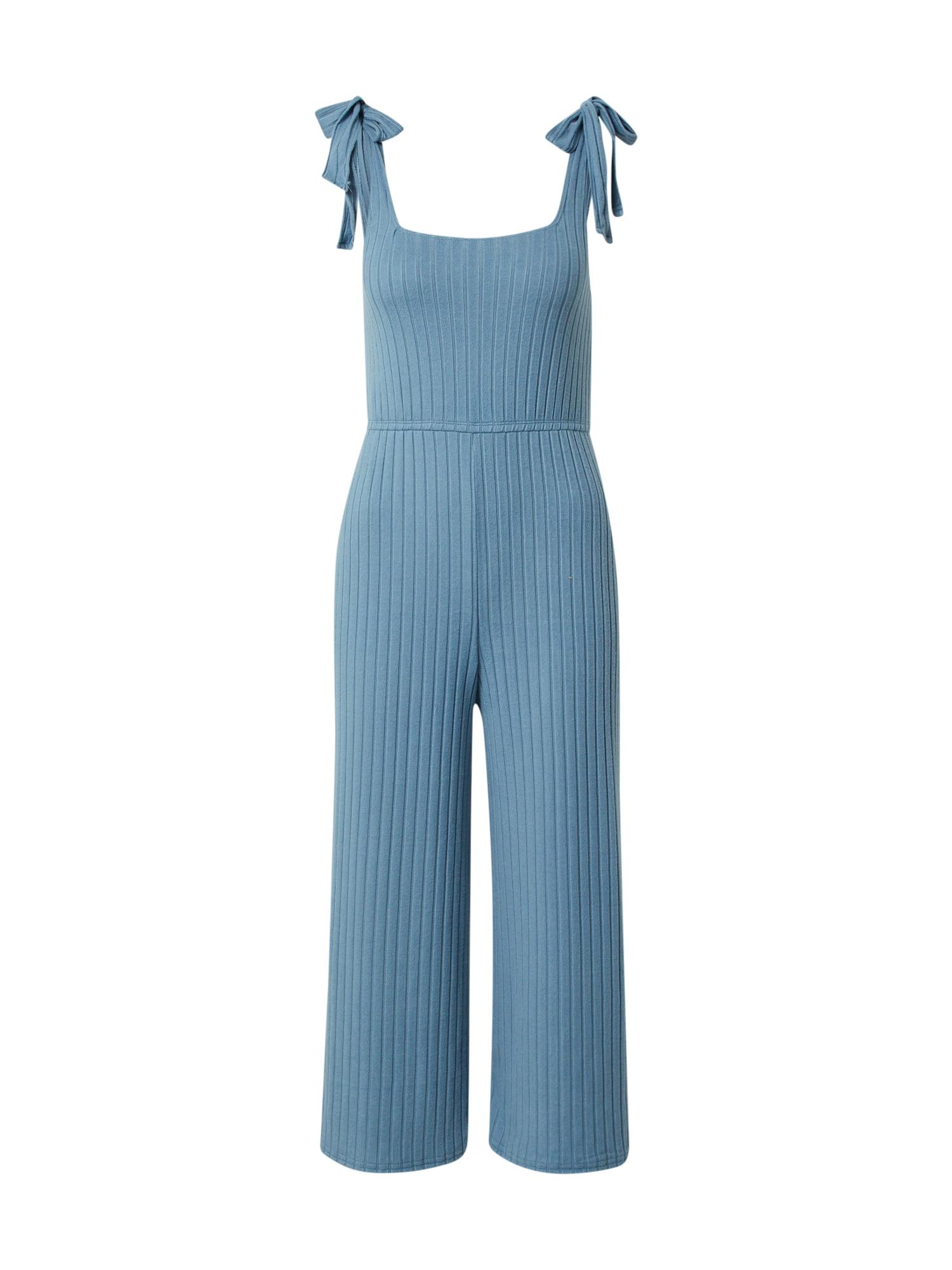 Gilly Hicks Vienos dalies kostiumas mėlyna dūmų spalva