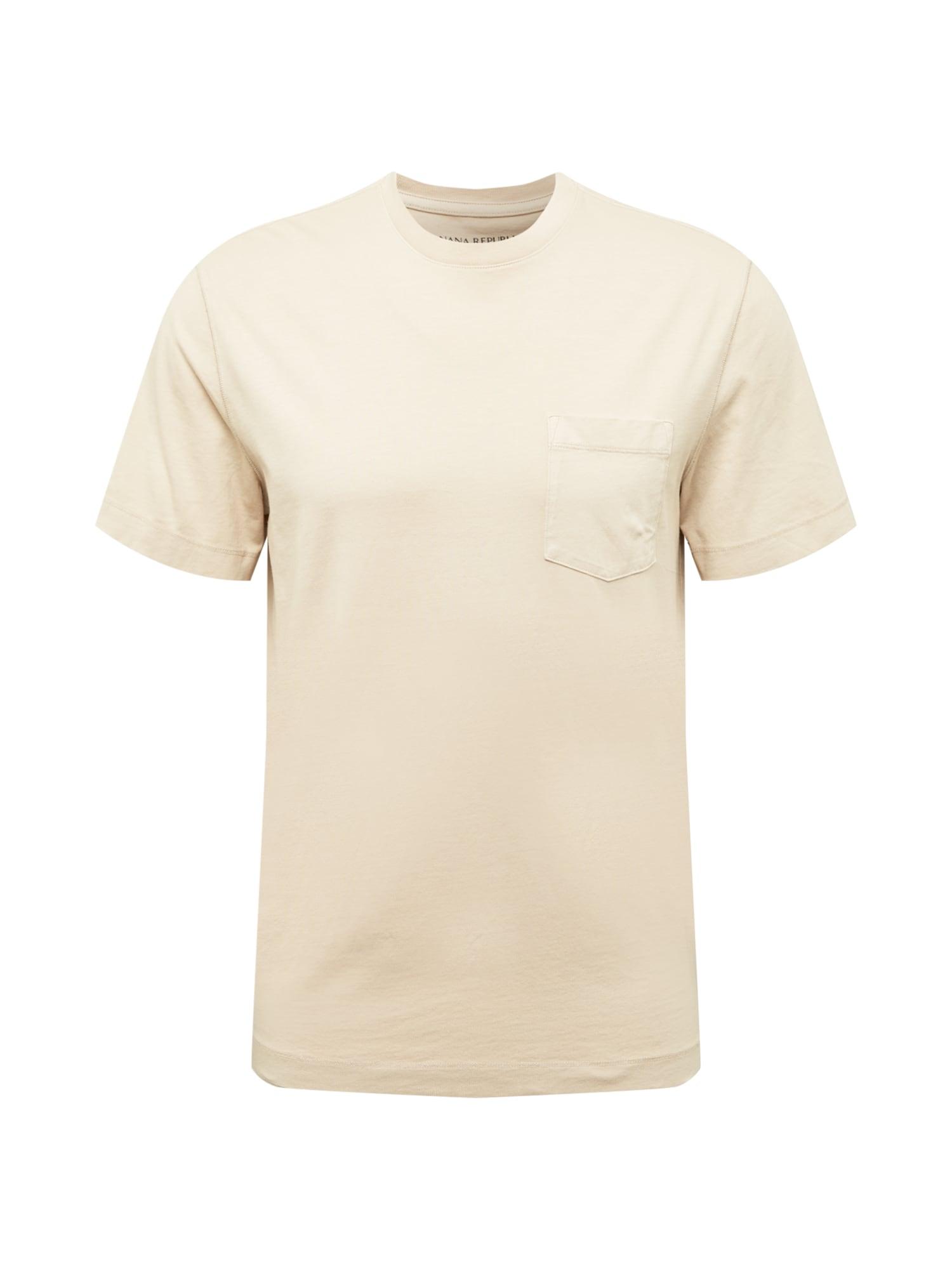 Banana Republic Marškinėliai smėlio