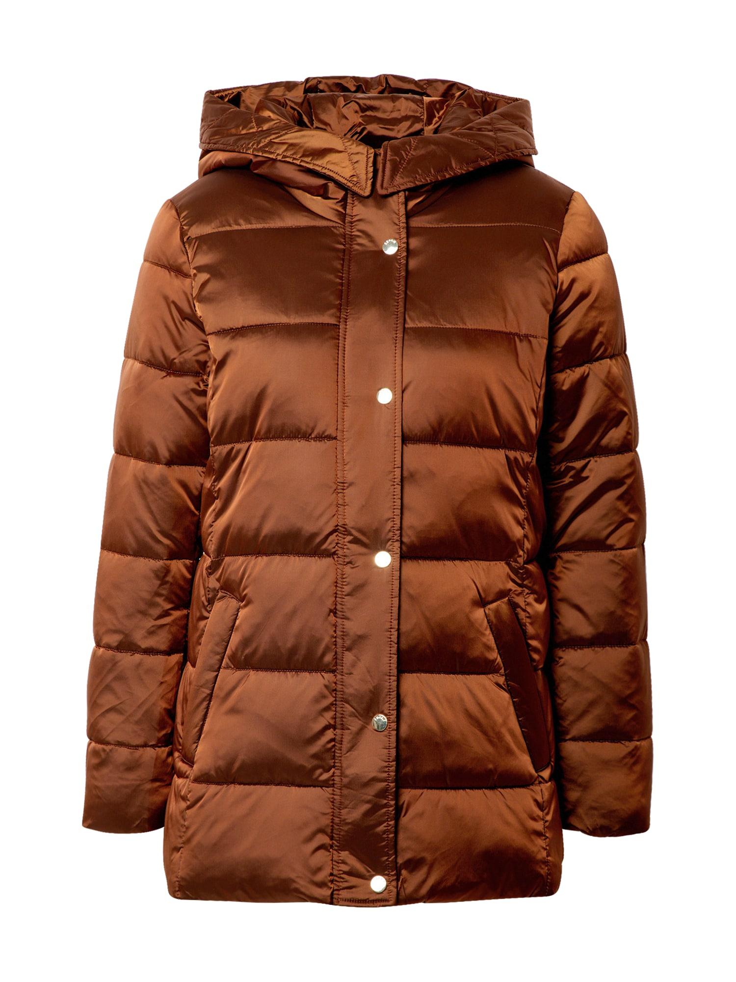 Esprit Collection Demisezoninis paltas ruda