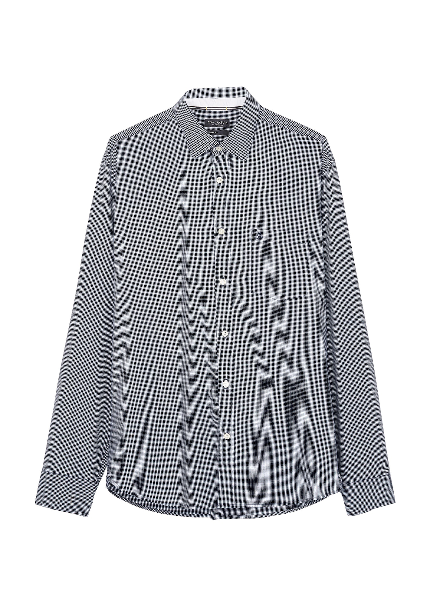 Marc O'Polo Košile  námořnická modř / bílá