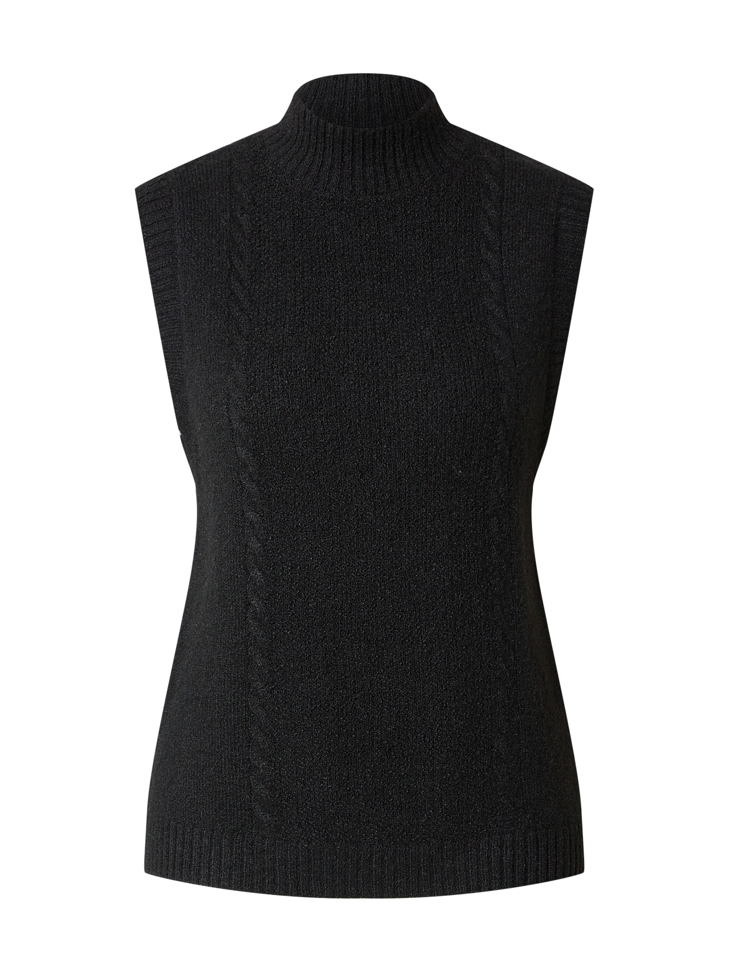 ONLY Pletená vesta 'GABI'  černá