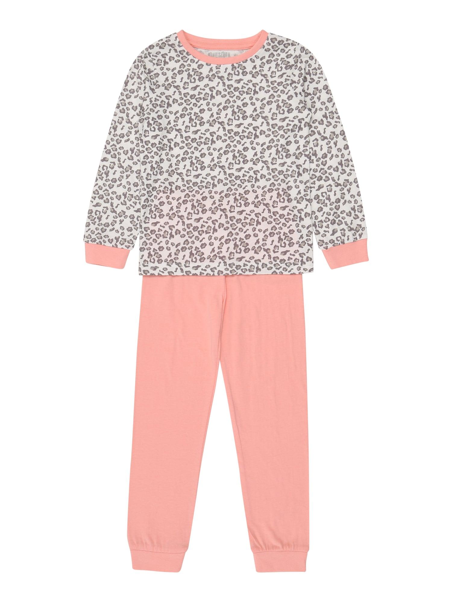 BLUE SEVEN Miego kostiumas šviesiai rožinė