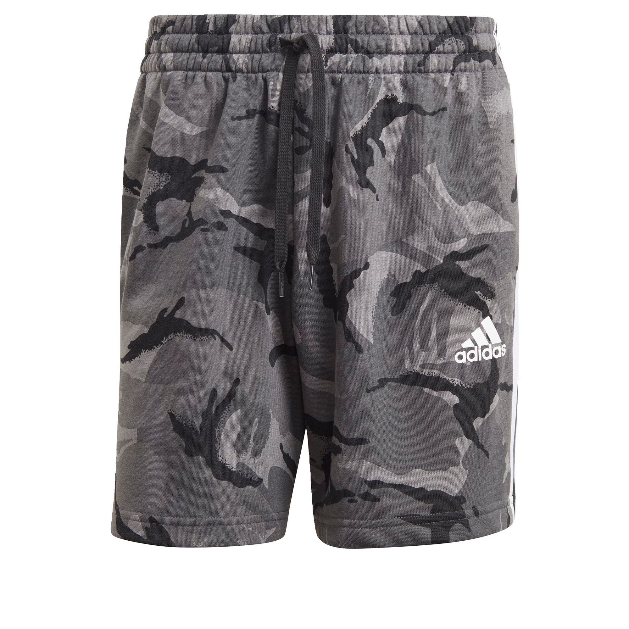 ADIDAS PERFORMANCE Sportinės kelnės juoda / pilka / šviesiai pilka / balta