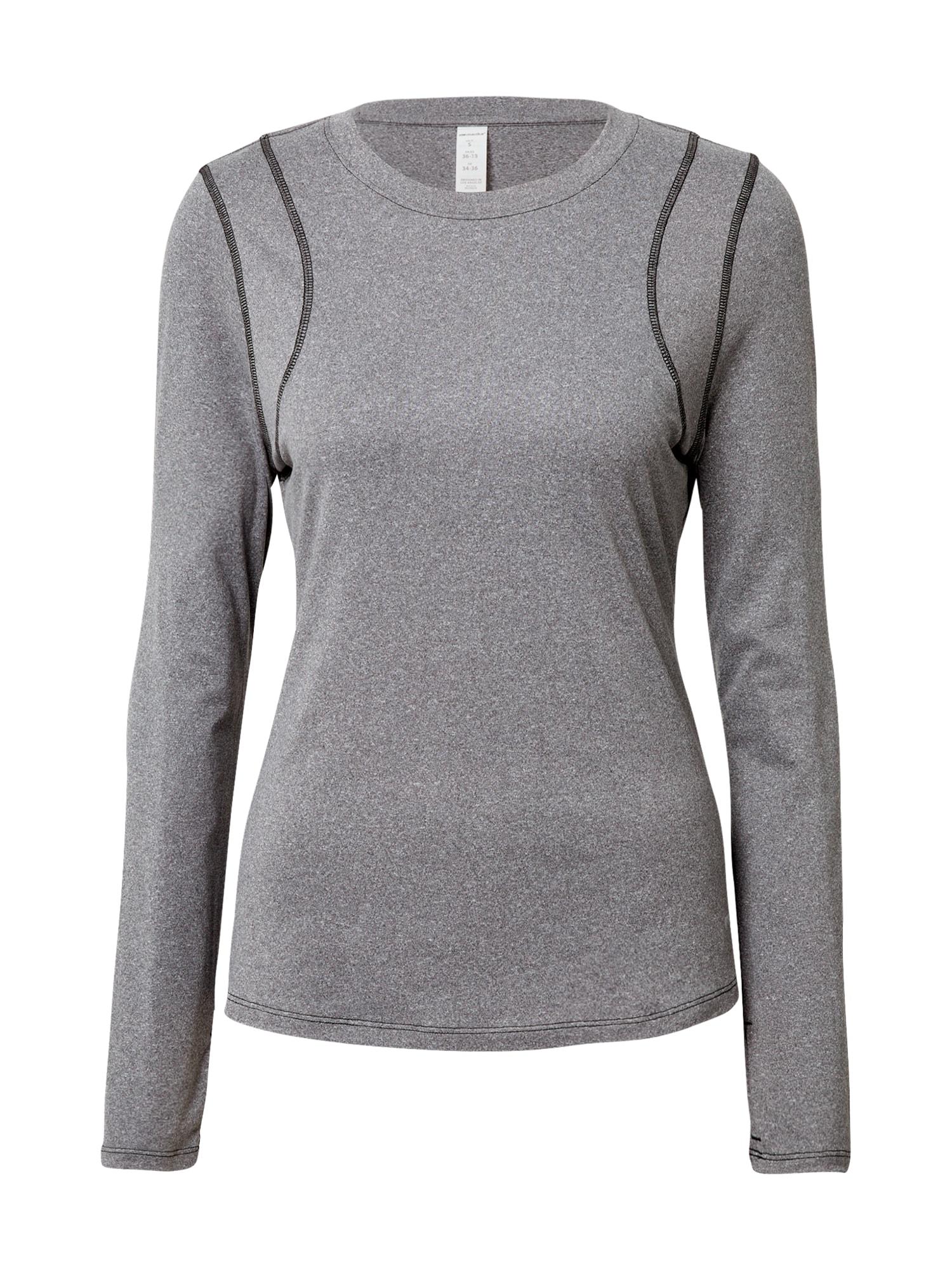 Marika Funkční tričko  šedá