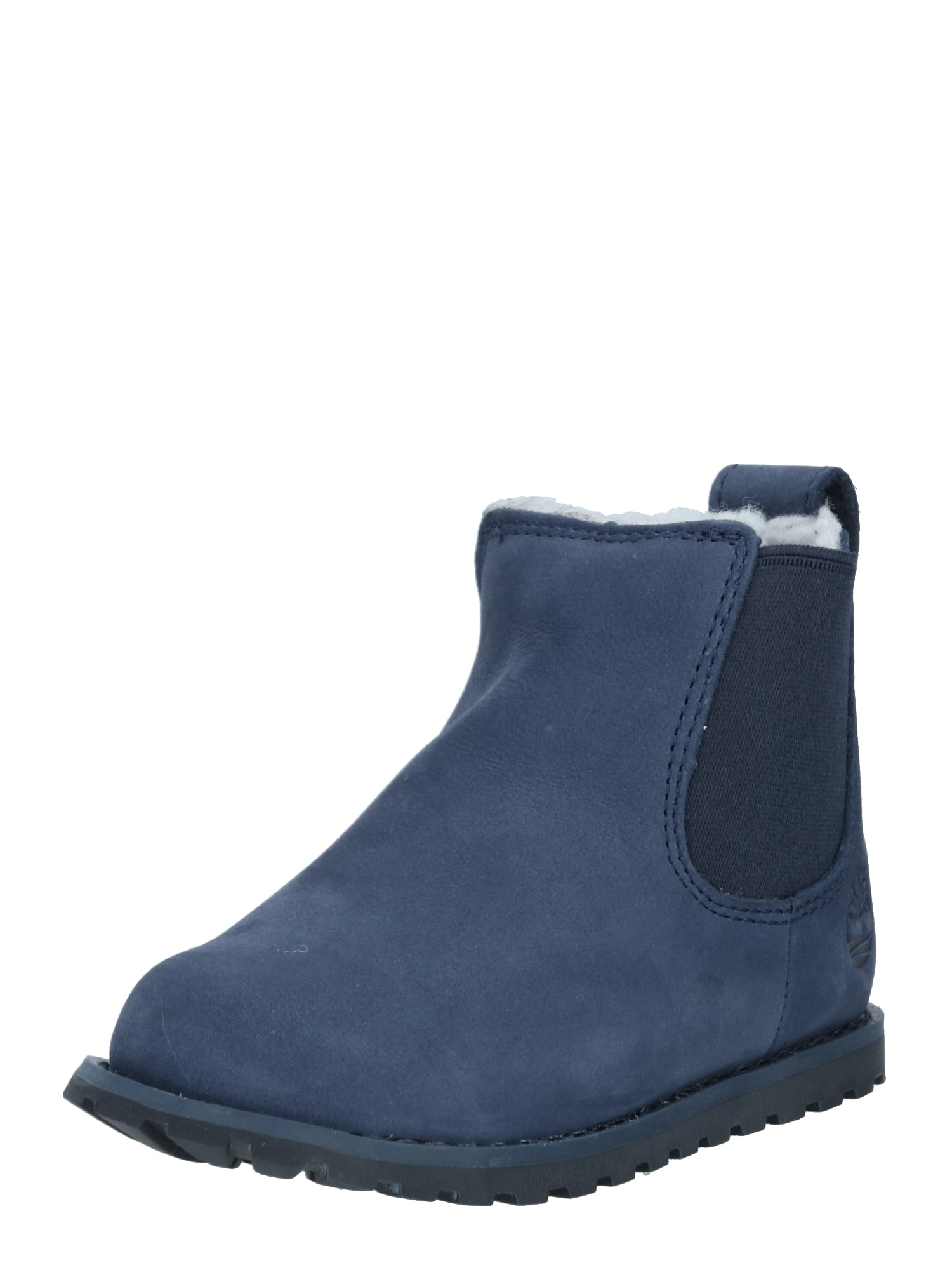 TIMBERLAND Sniego batai 'Pokey' nakties mėlyna