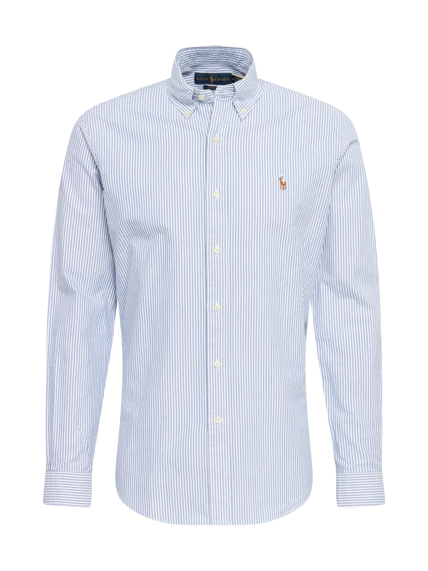 POLO RALPH LAUREN Košile  modrá / bílá