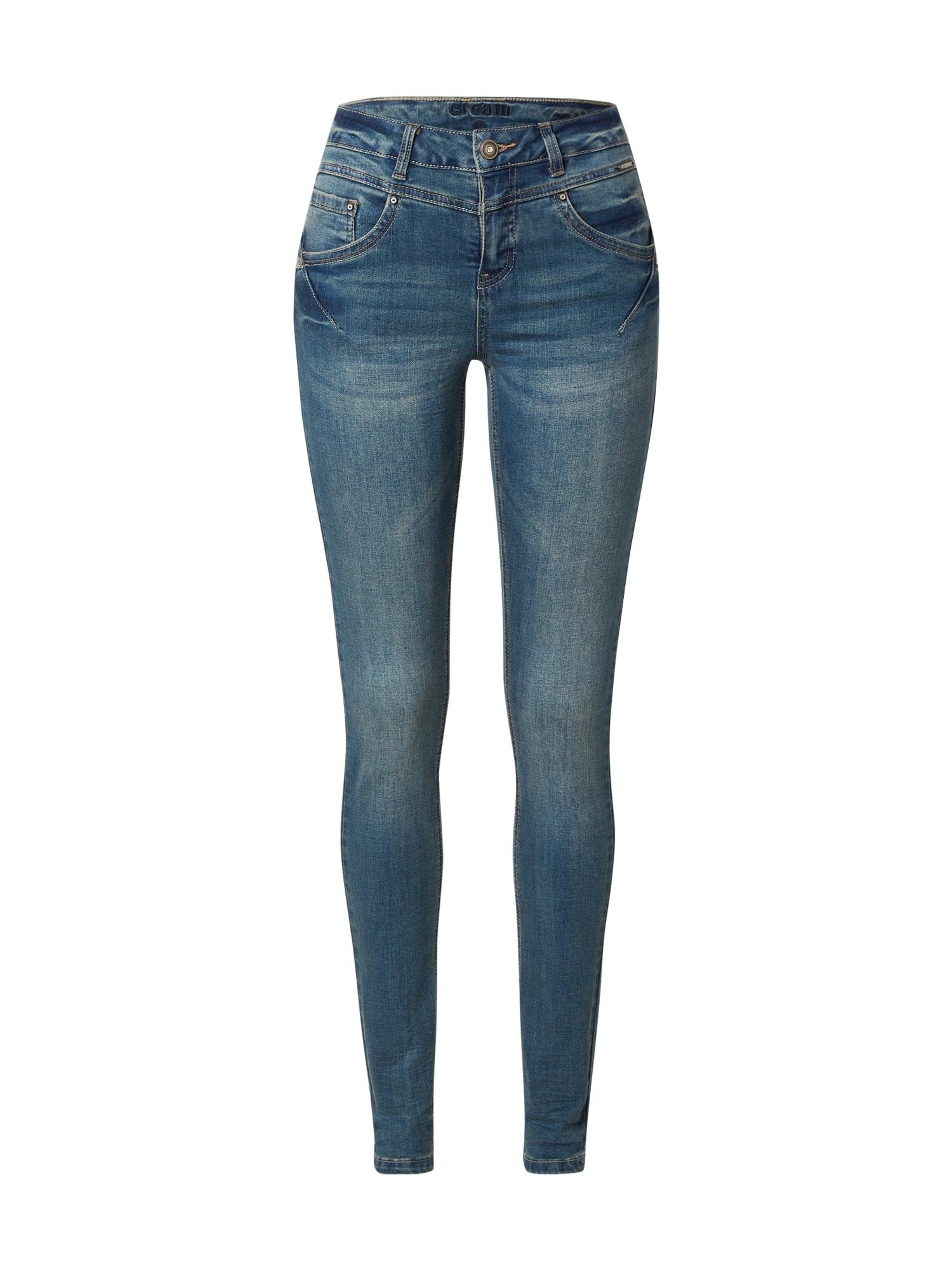 Cream Džinsai tamsiai (džinso) mėlyna