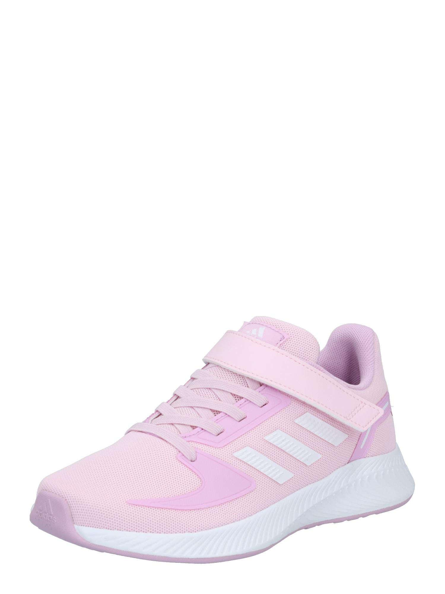 ADIDAS PERFORMANCE Sportiniai batai 'Runfalcon 2.0' šviesiai rožinė / rožinė / balta