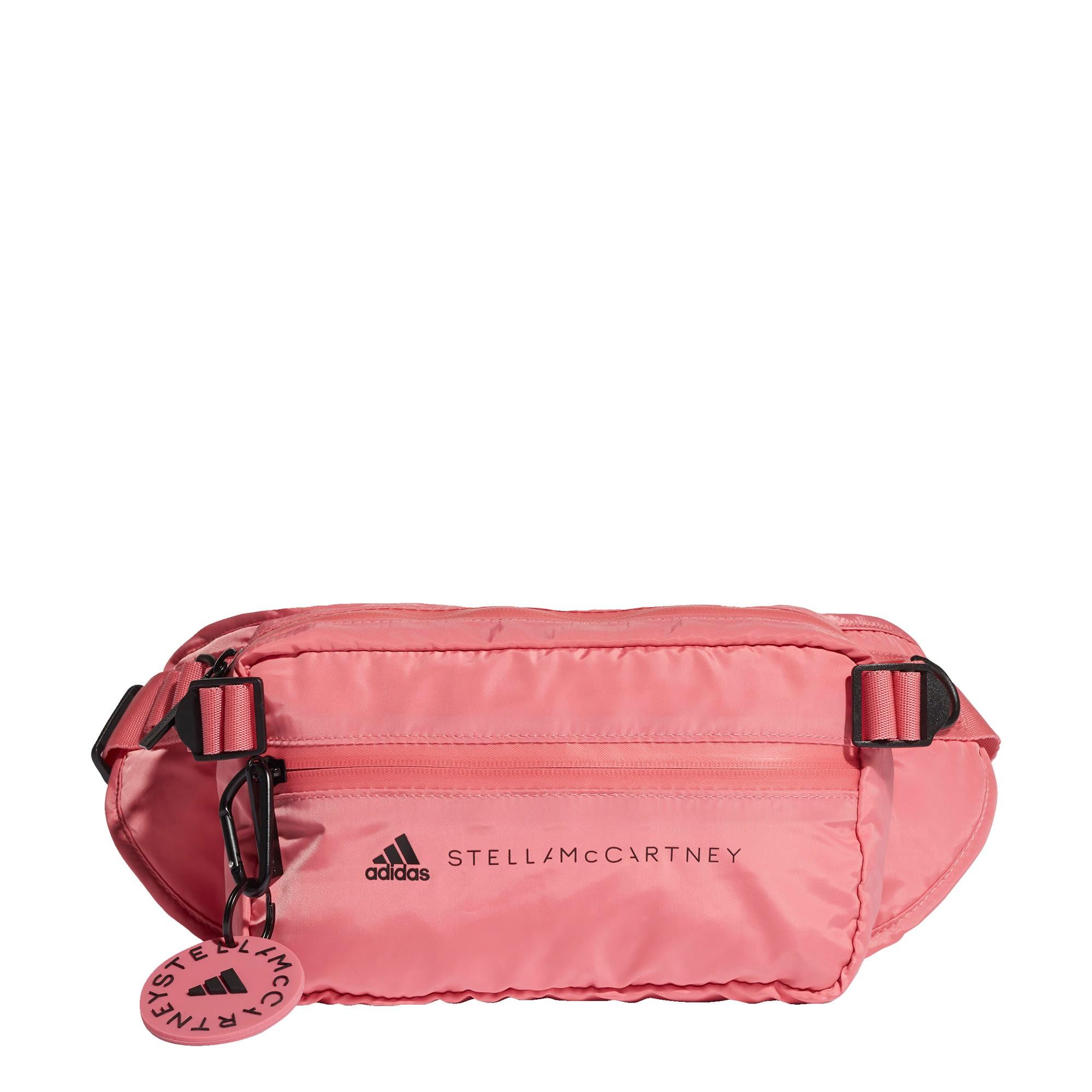 adidas by Stella McCartney Sportinis krepšys rožių spalva / juoda