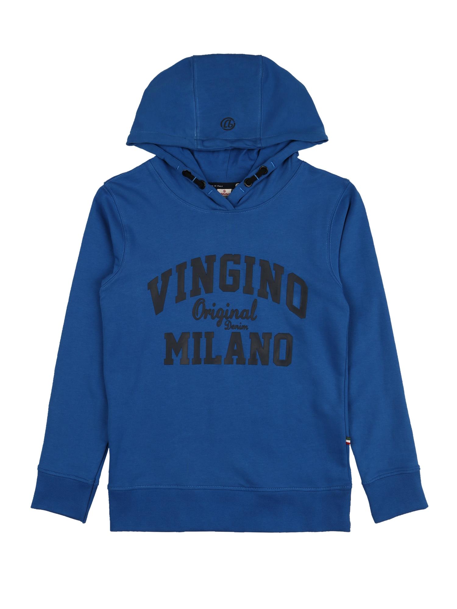 VINGINO Megztinis be užsegimo mėlyna / juoda