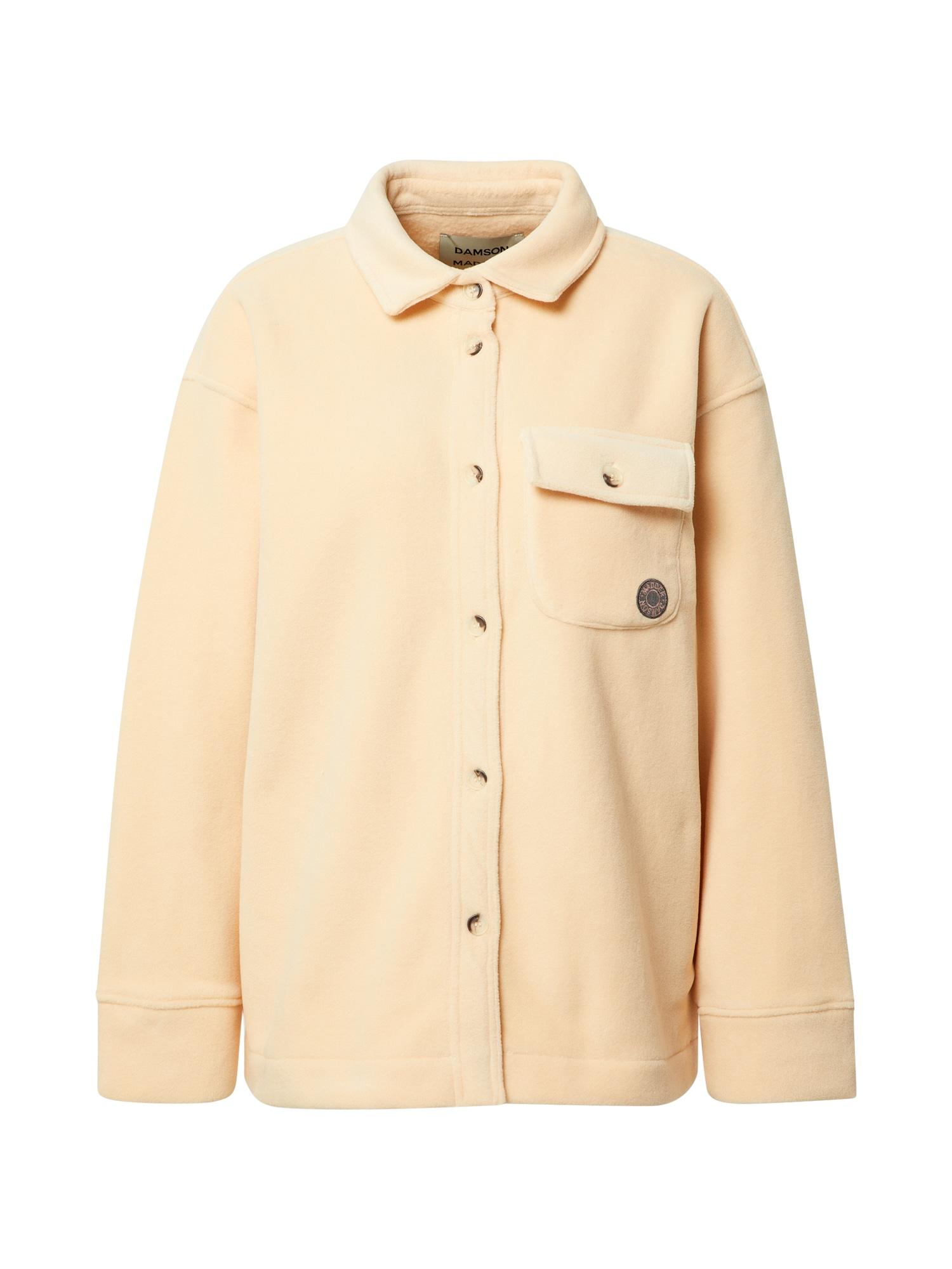 Damson Madder Flisinis džemperis persikų spalva