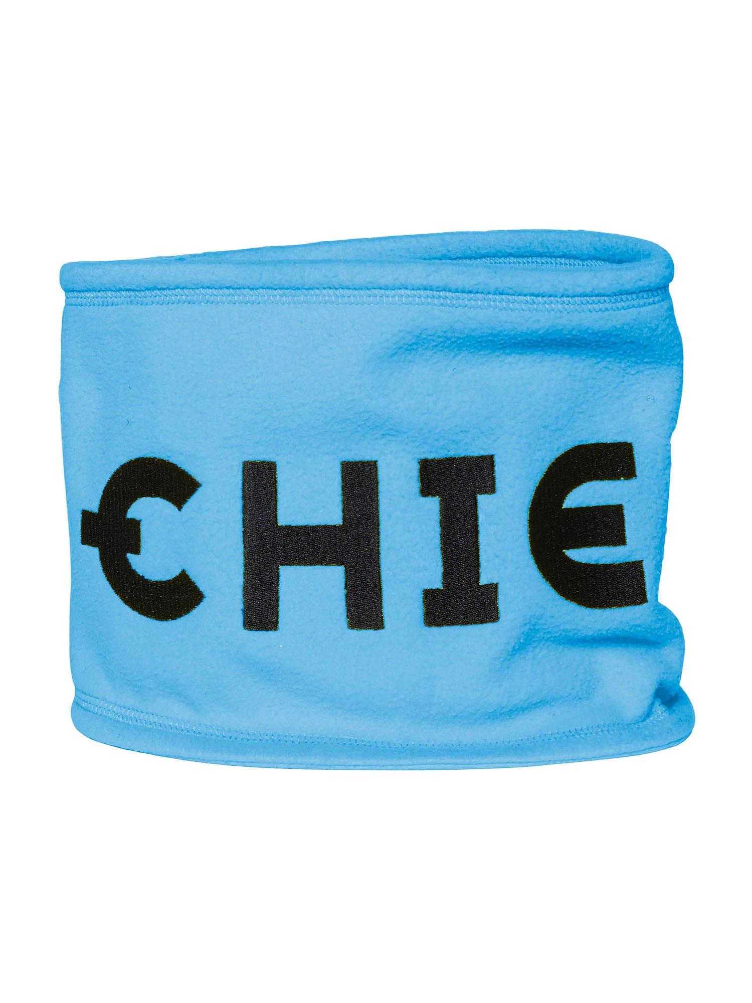 CHIEMSEE Sportovní šátek  světlemodrá / černá