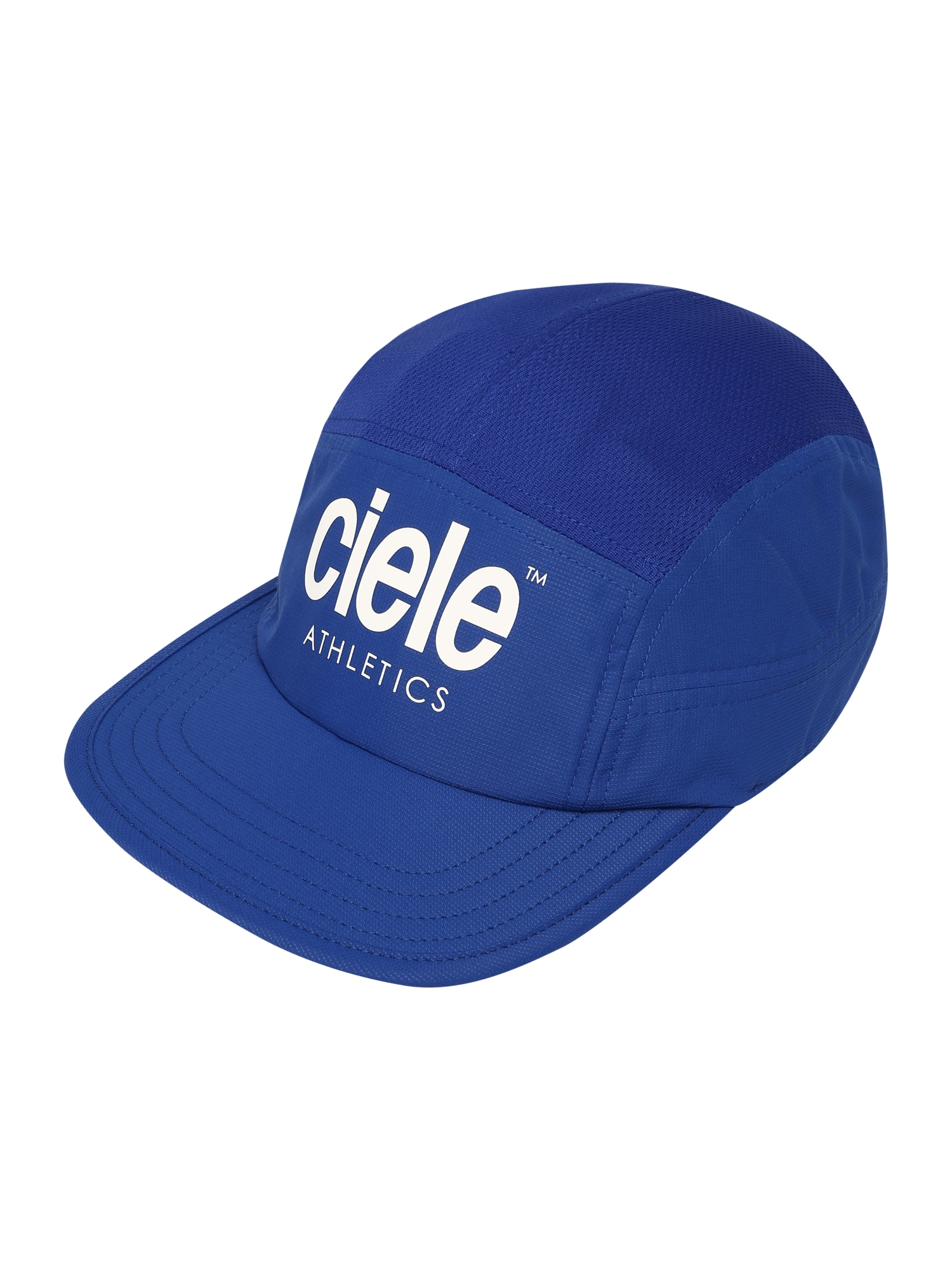 CIELE ATHLETICS Kepurė tamsiai mėlyna / balta