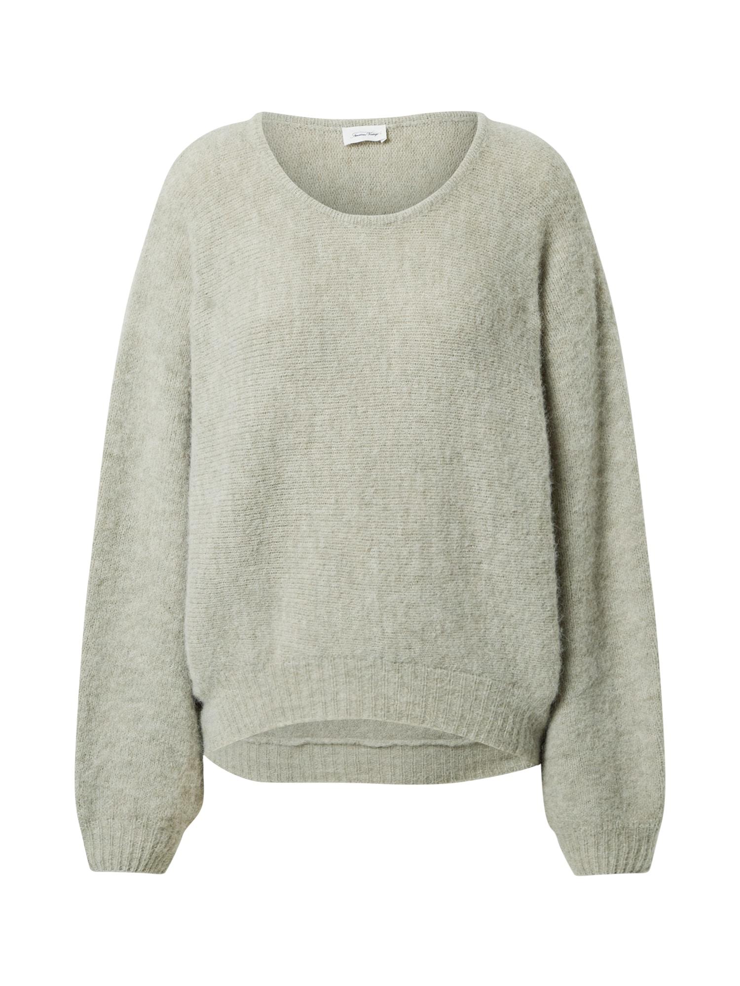 AMERICAN VINTAGE Megztinis pilka