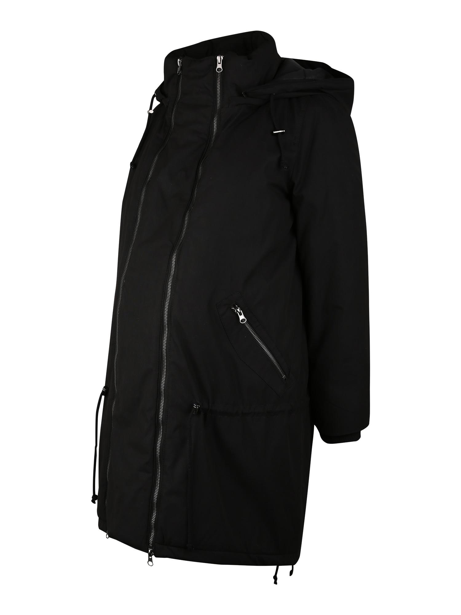 MAMALICIOUS Žieminis paltas 'Tikka Maddy' juoda