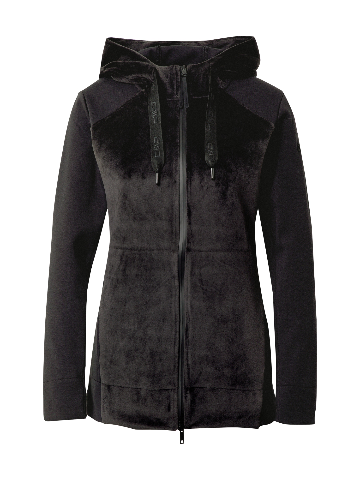 CMP Sportovní bunda  černá