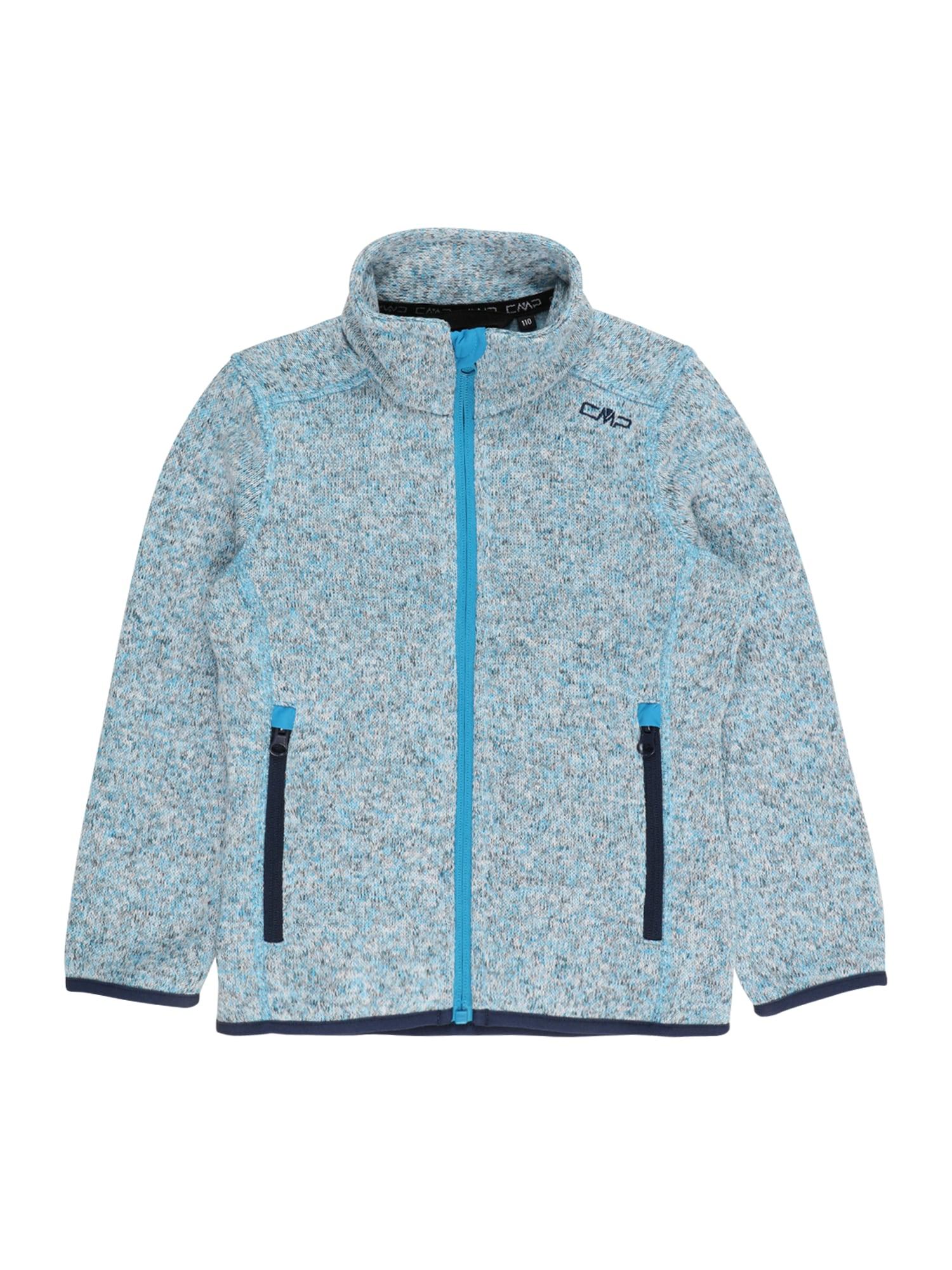 CMP Funkcinis flisinis džemperis turkio spalva