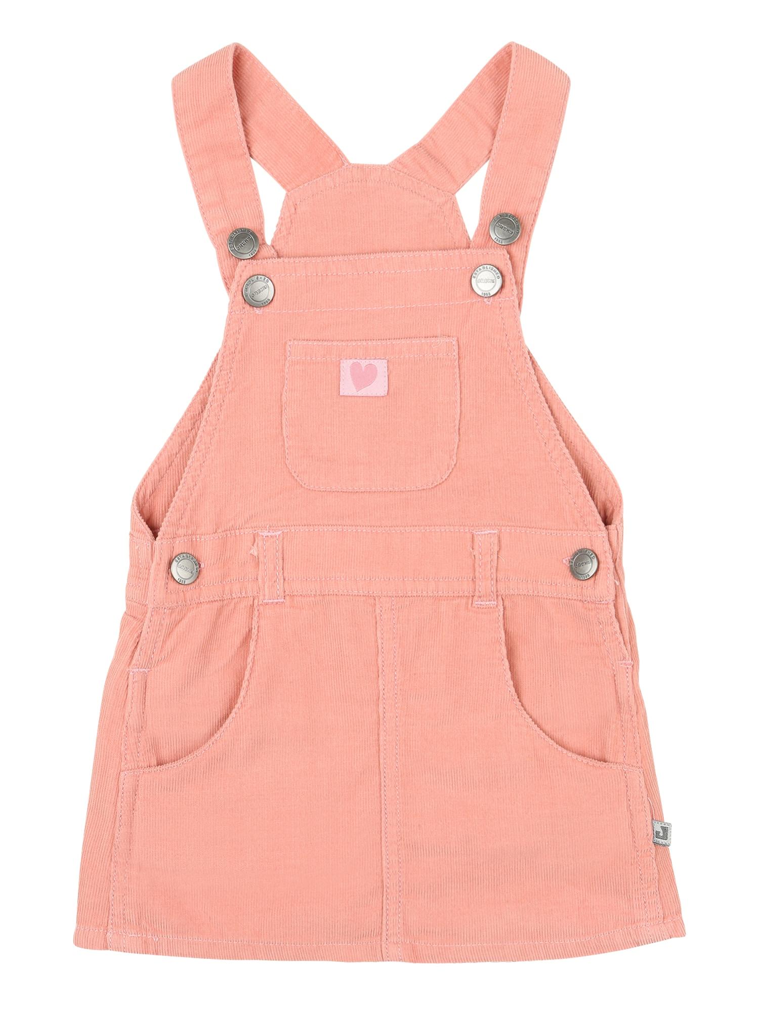 JACKY Suknelė 'Panda Love' ryškiai rožinė spalva