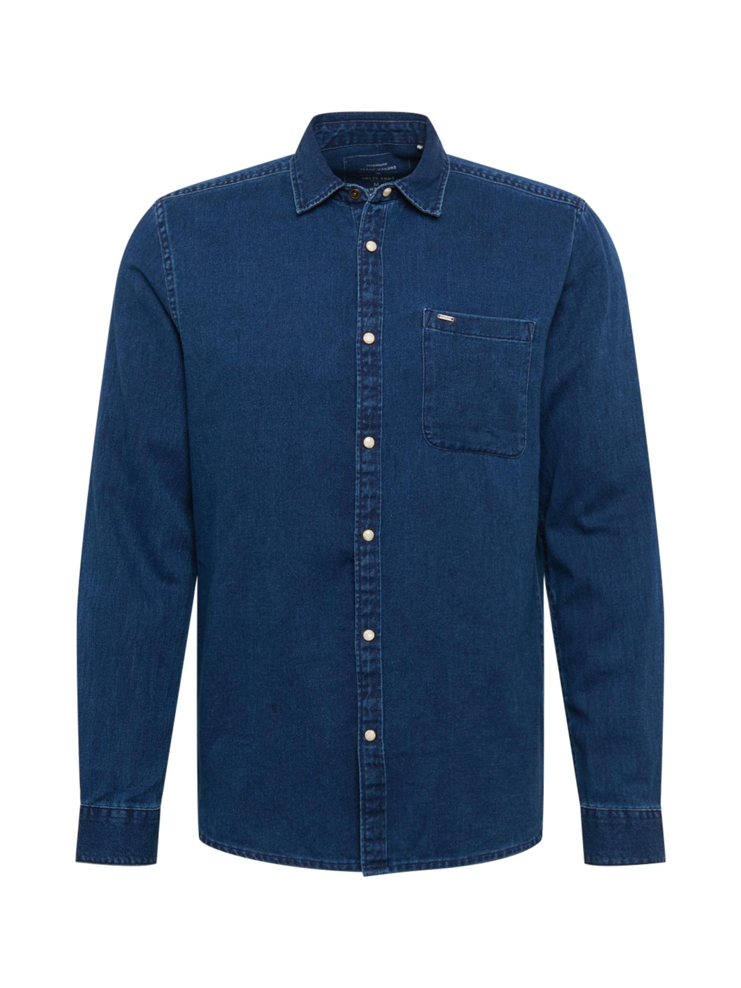 Only & Sons Marškiniai tamsiai mėlyna