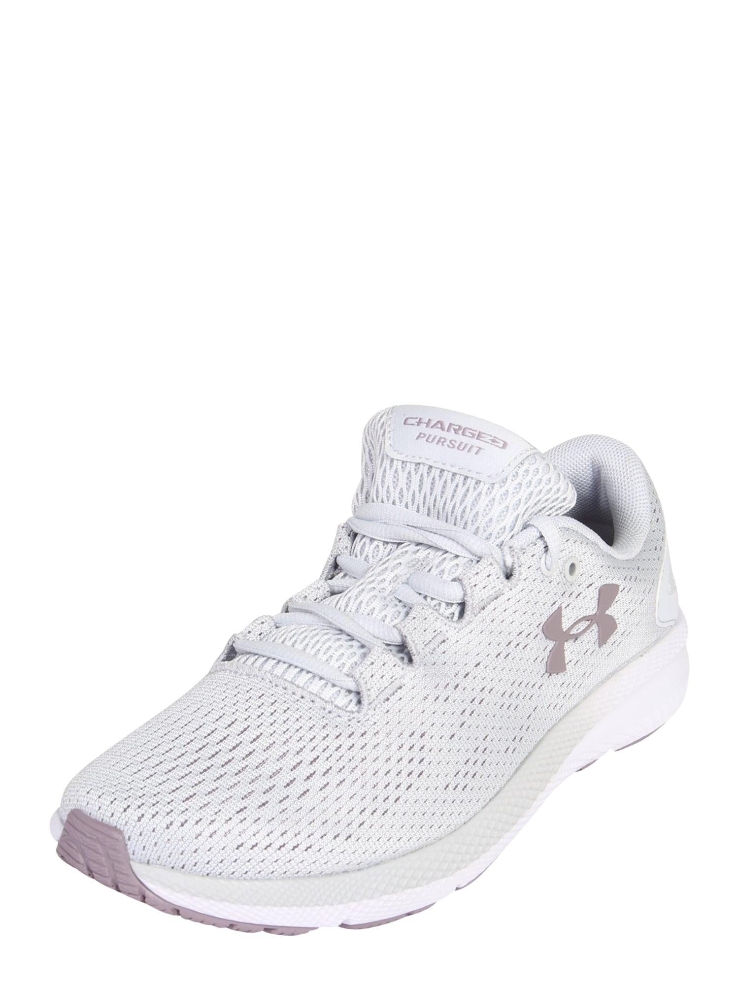 UNDER ARMOUR Bėgimo batai šviesiai pilka