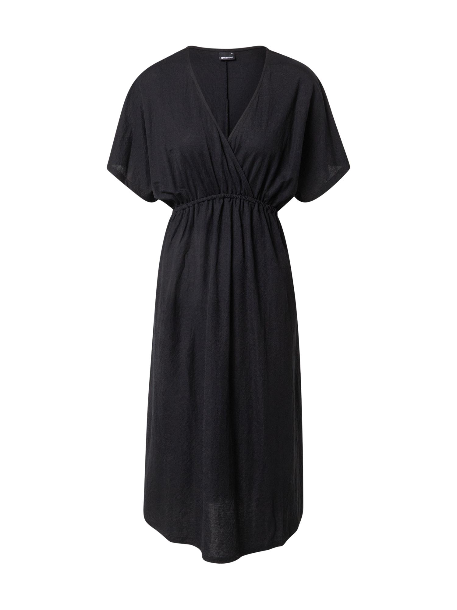 Gina Tricot Šaty 'Madison'  černá